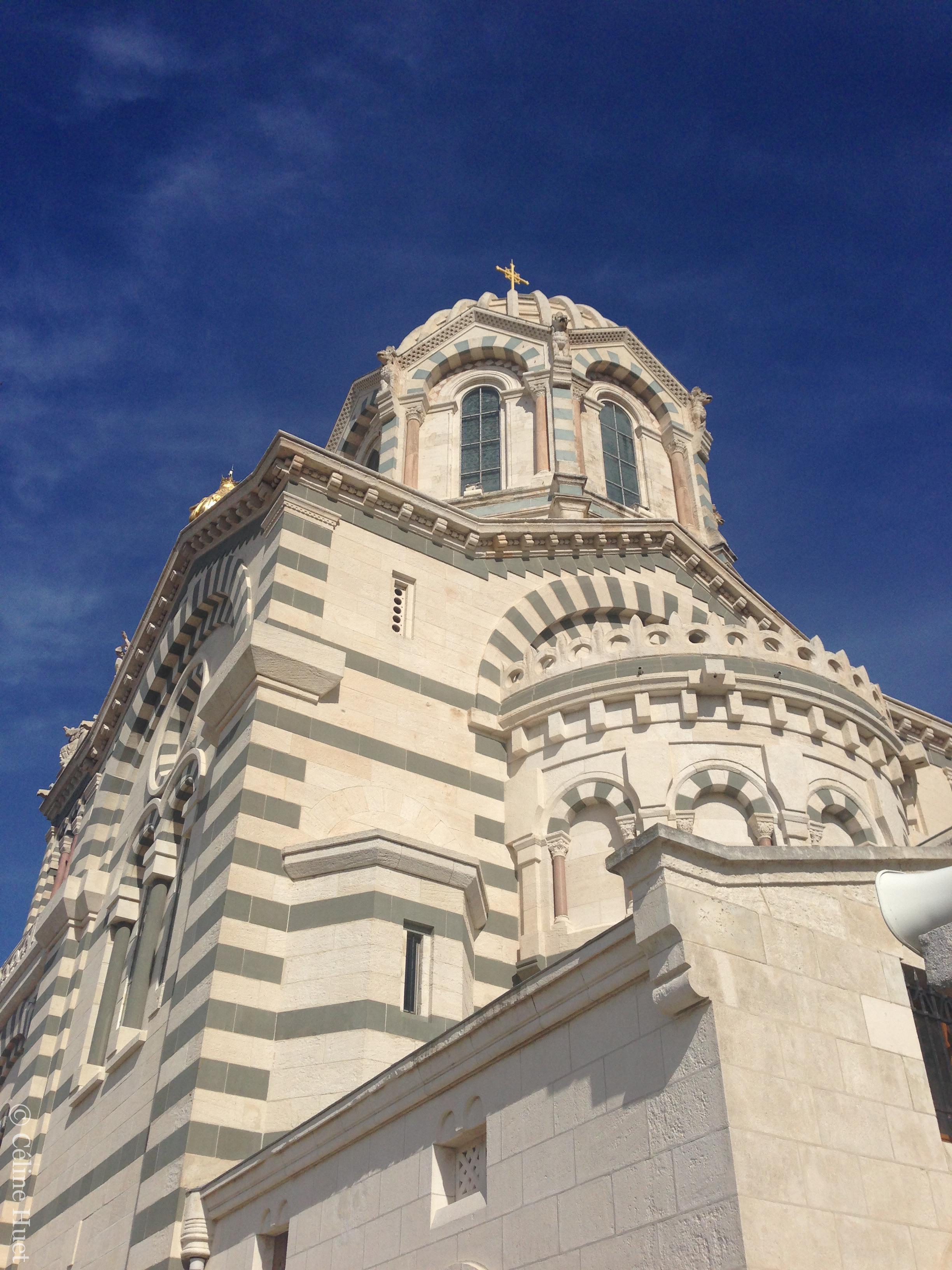 Notre Dame de La Garde Marseille France