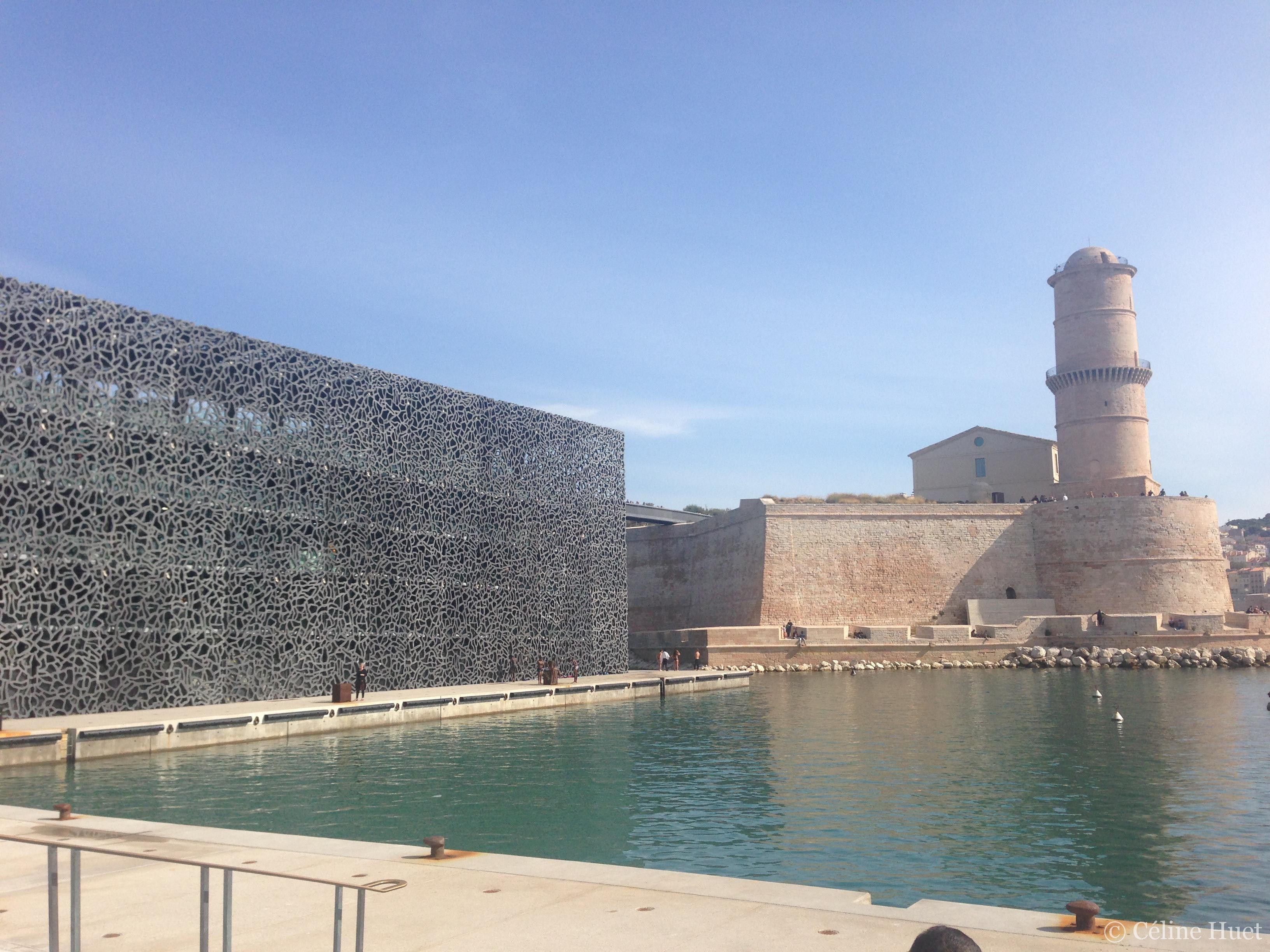 MUCEM Marseille France