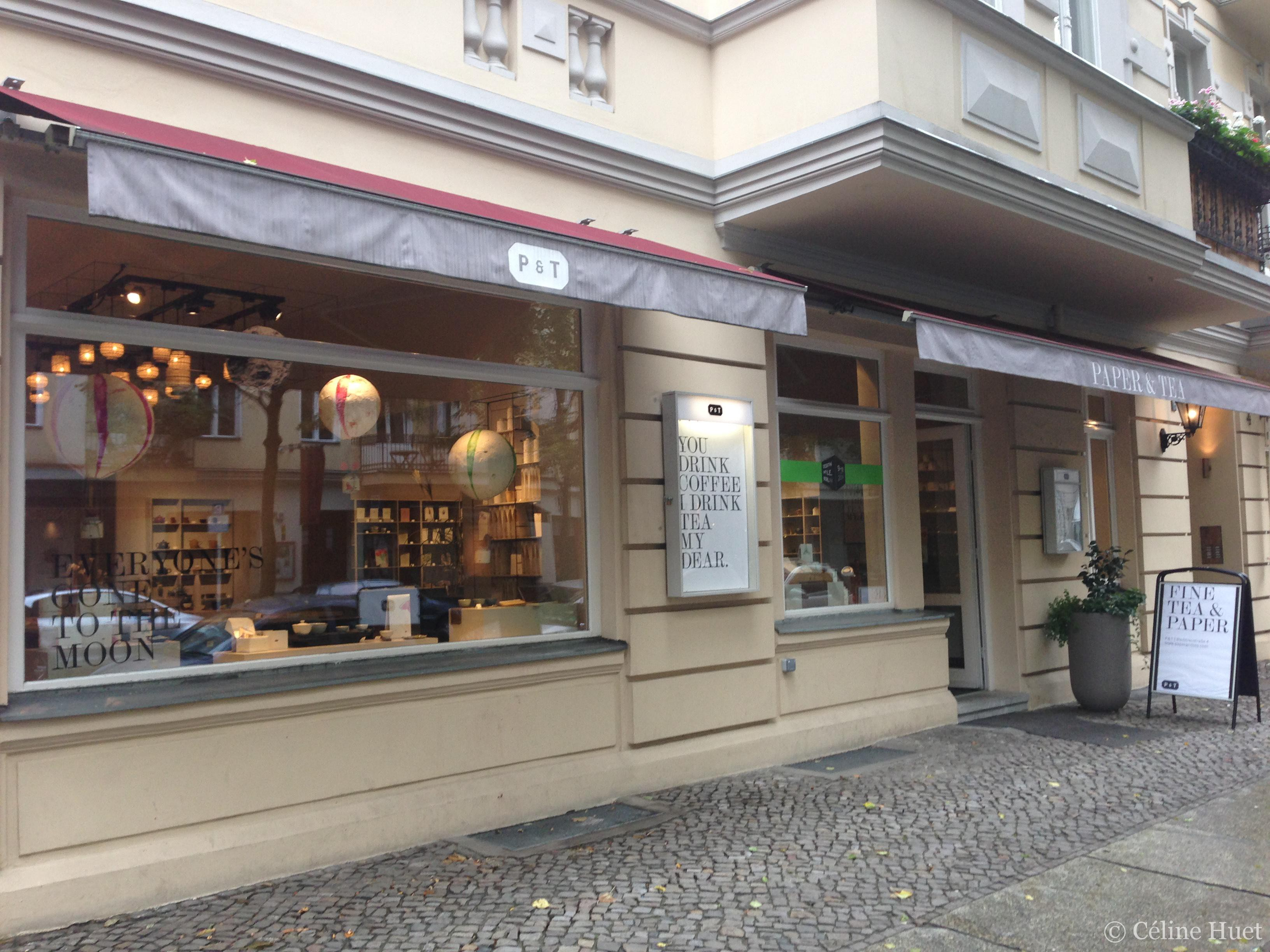 Paper & Tea Berlin Allemagne