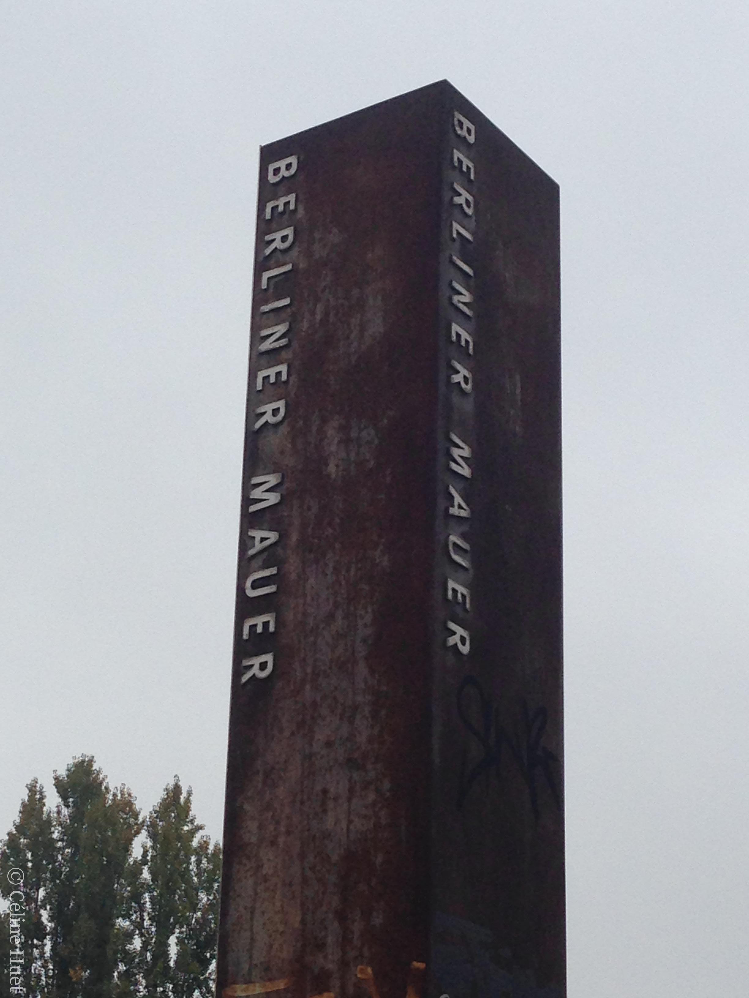 Berliner Mauer Berlin Allemagne