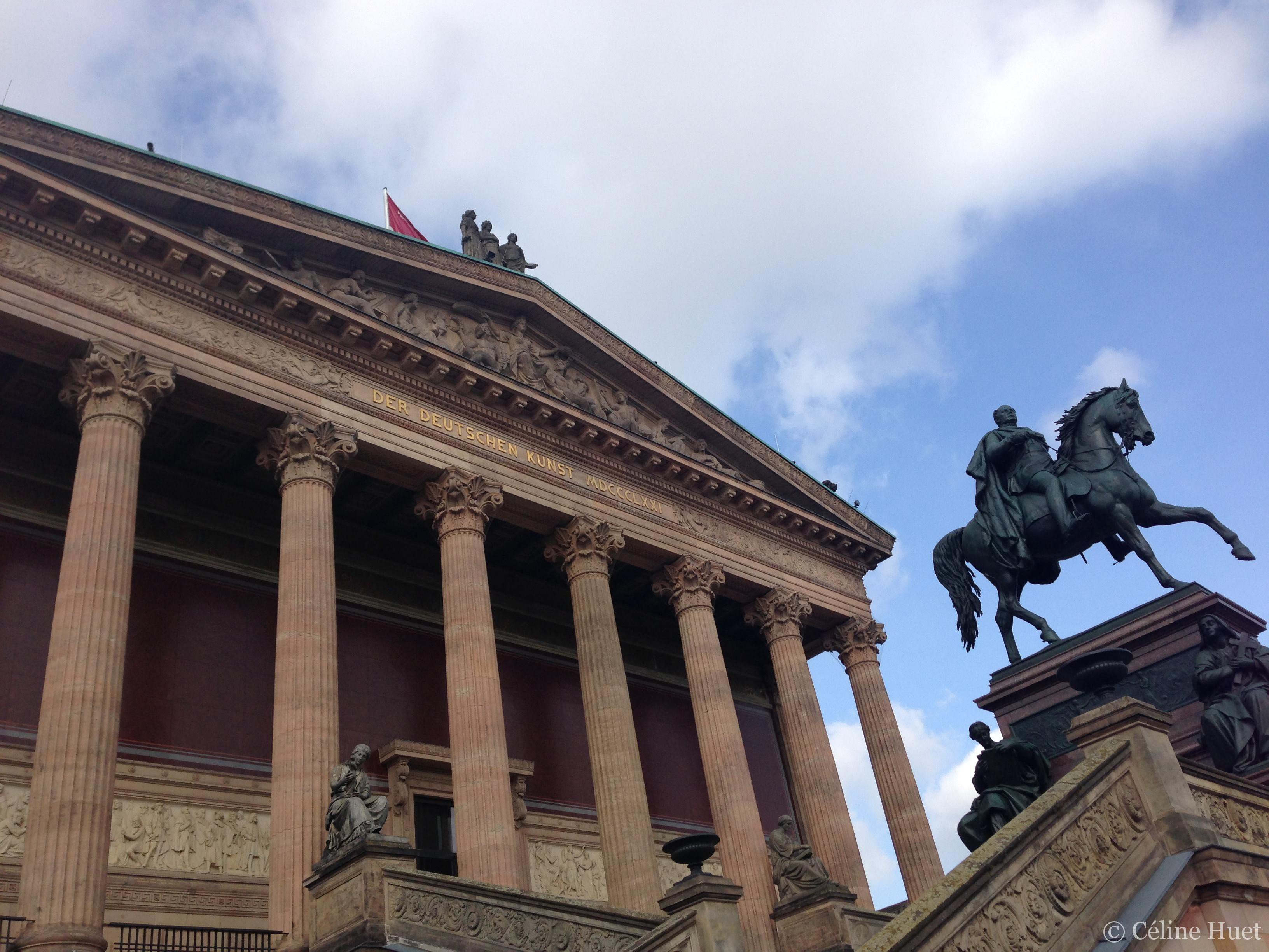 L'Ile aux Musées Berlin Allemagne