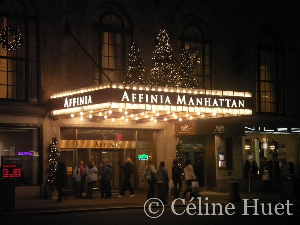 Hôtel Affinia Manhattan New York