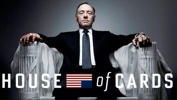 House of cards Saison 1