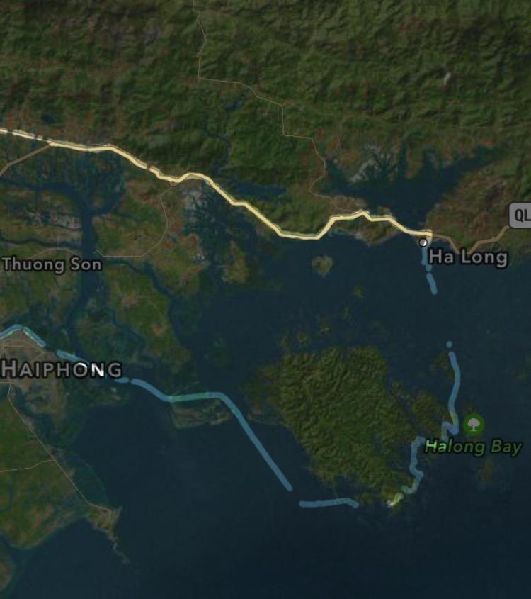 Croisière Baie d'Halong Cat Ba Vietnam Asie