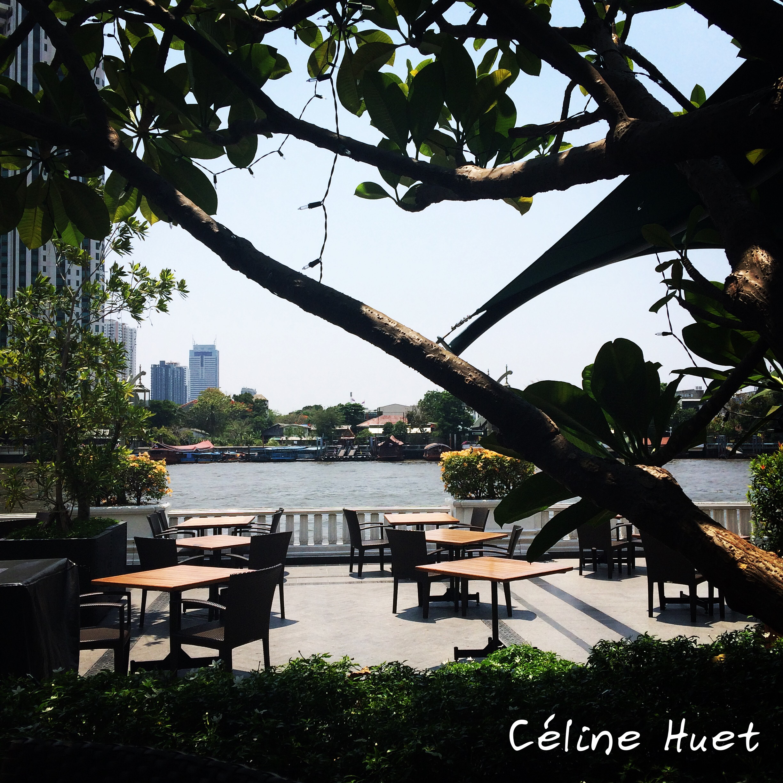 Sur les bords du Chao Praya Mandarin Oriental Bangkok