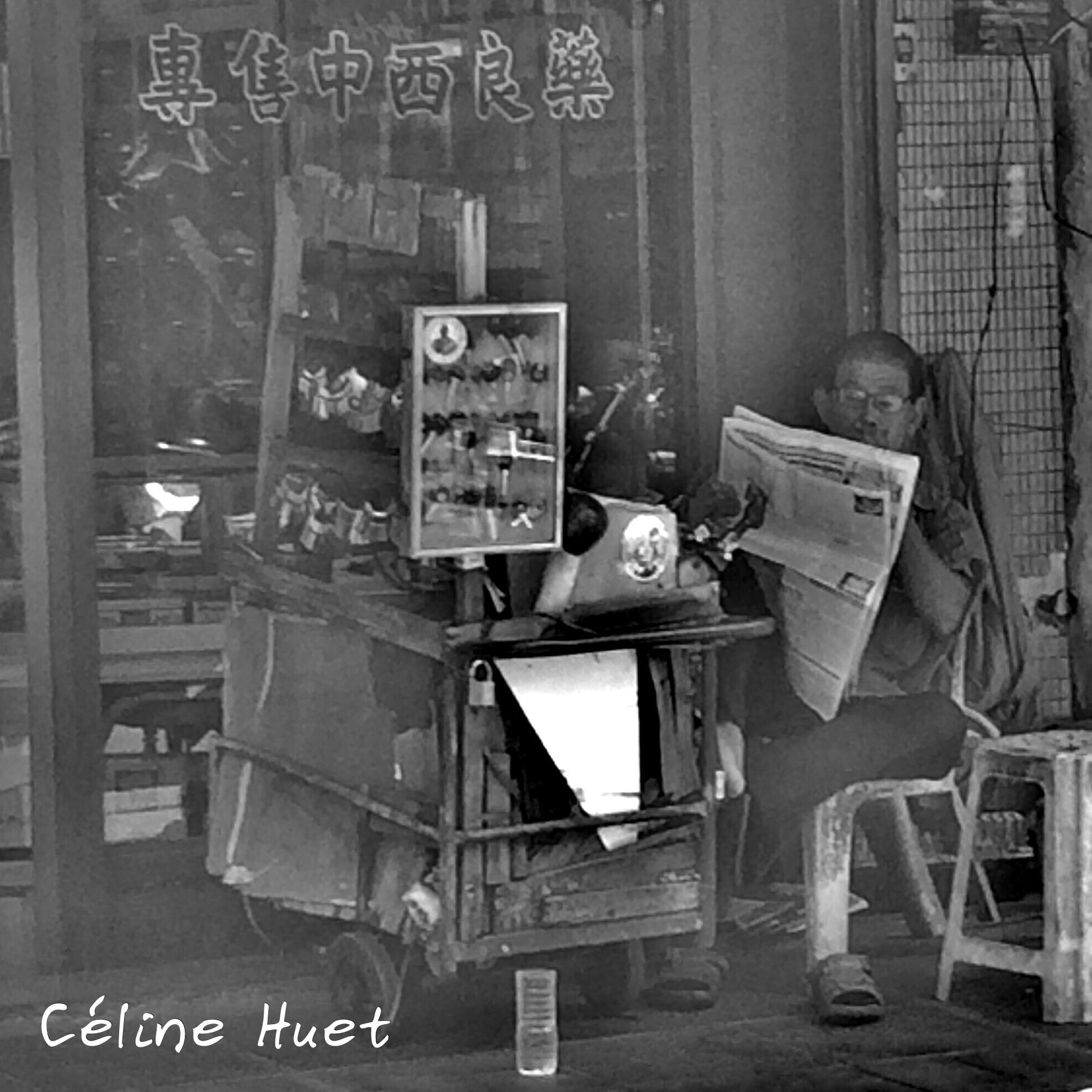 Scène de rue Bangkok Thaïlande Asie