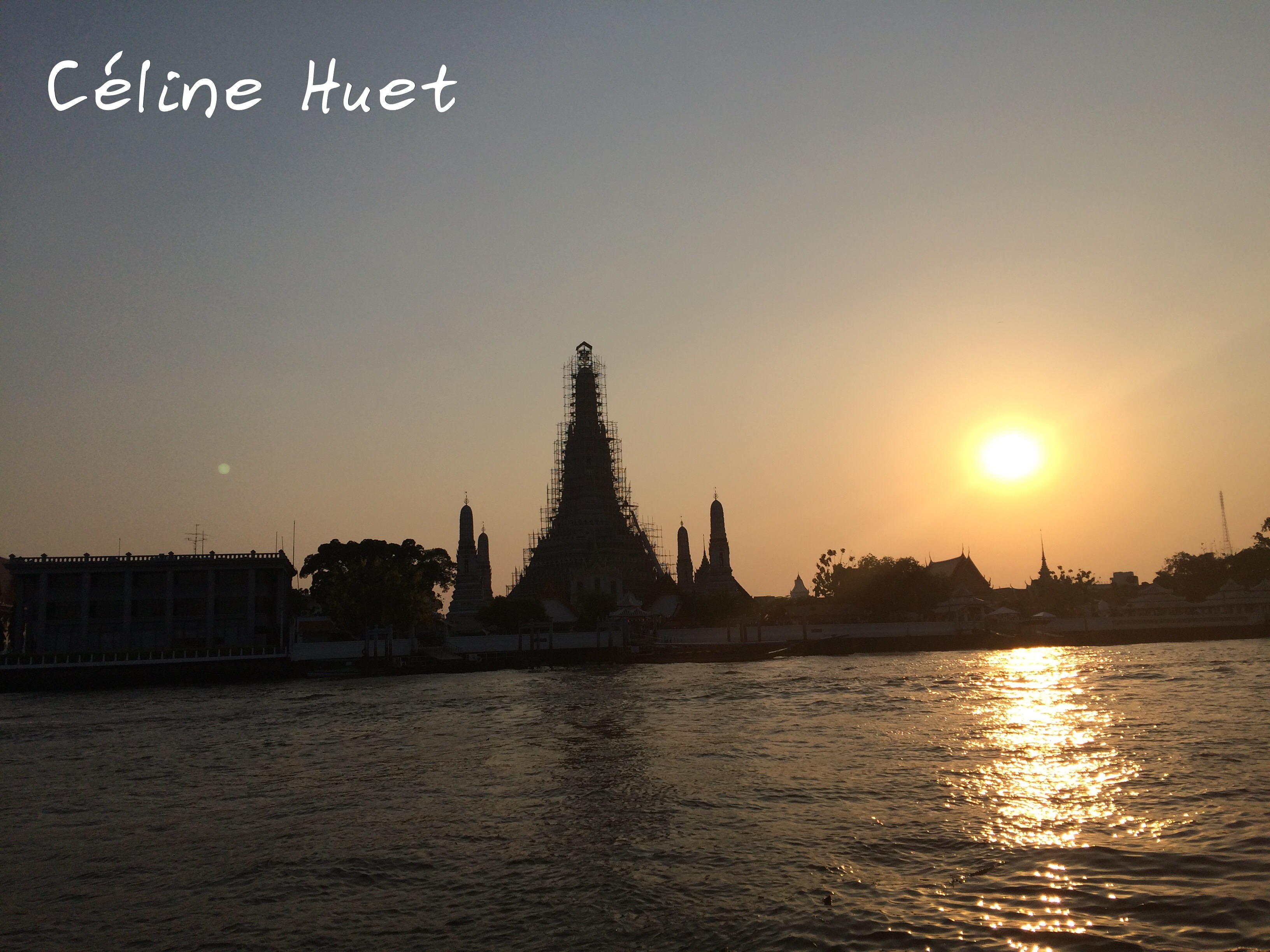 Wat Arun from Eat Sight Story Bangkok Thailand Asia