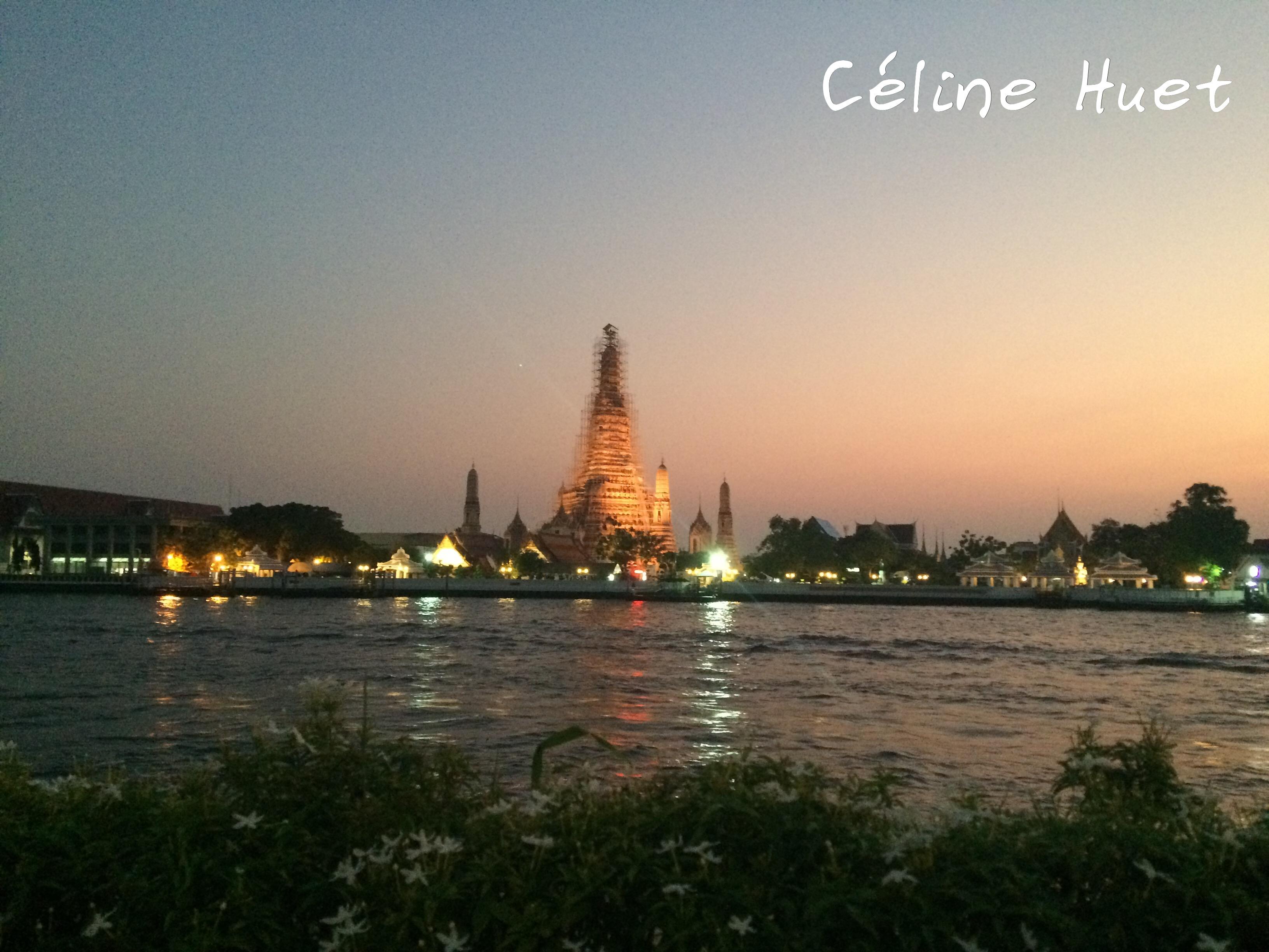 Wat Arun Bangkok Thailand Asia