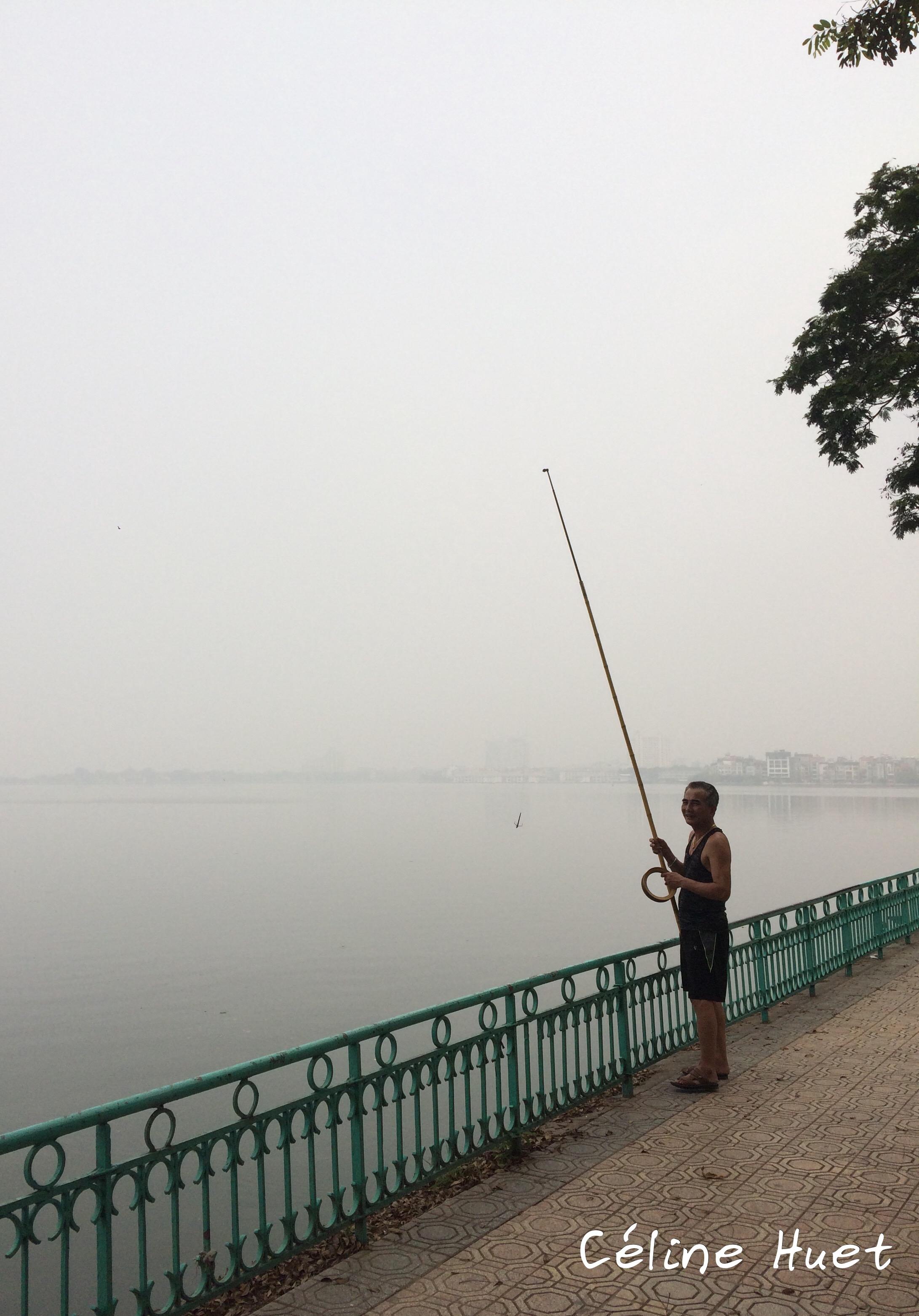 West Lake Hanoï Vietnam Asie