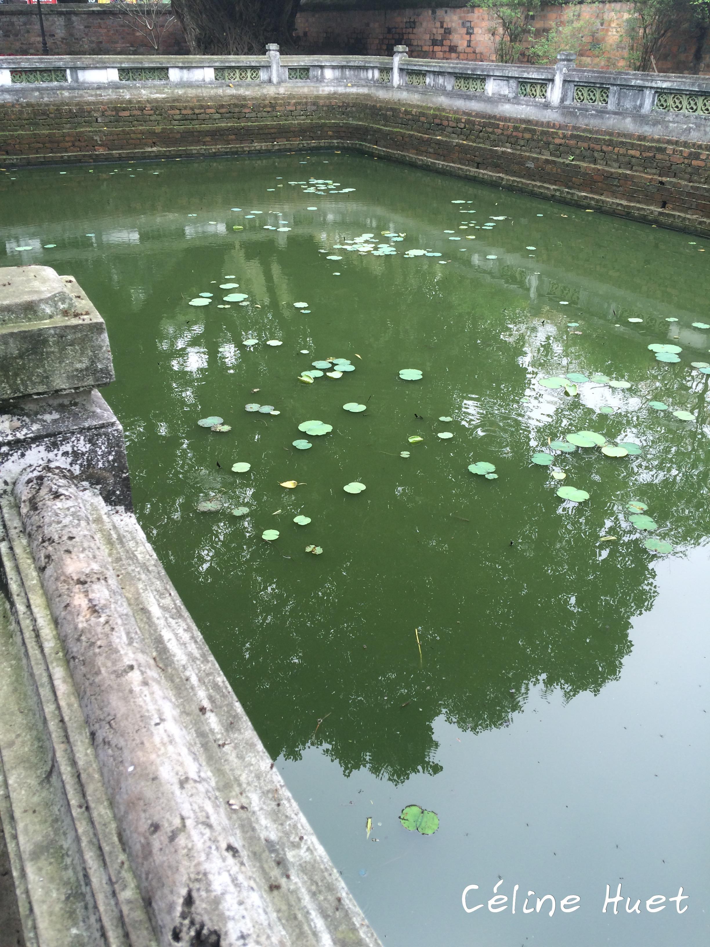 Temple de la littérature Hanoï Vietnam Asie