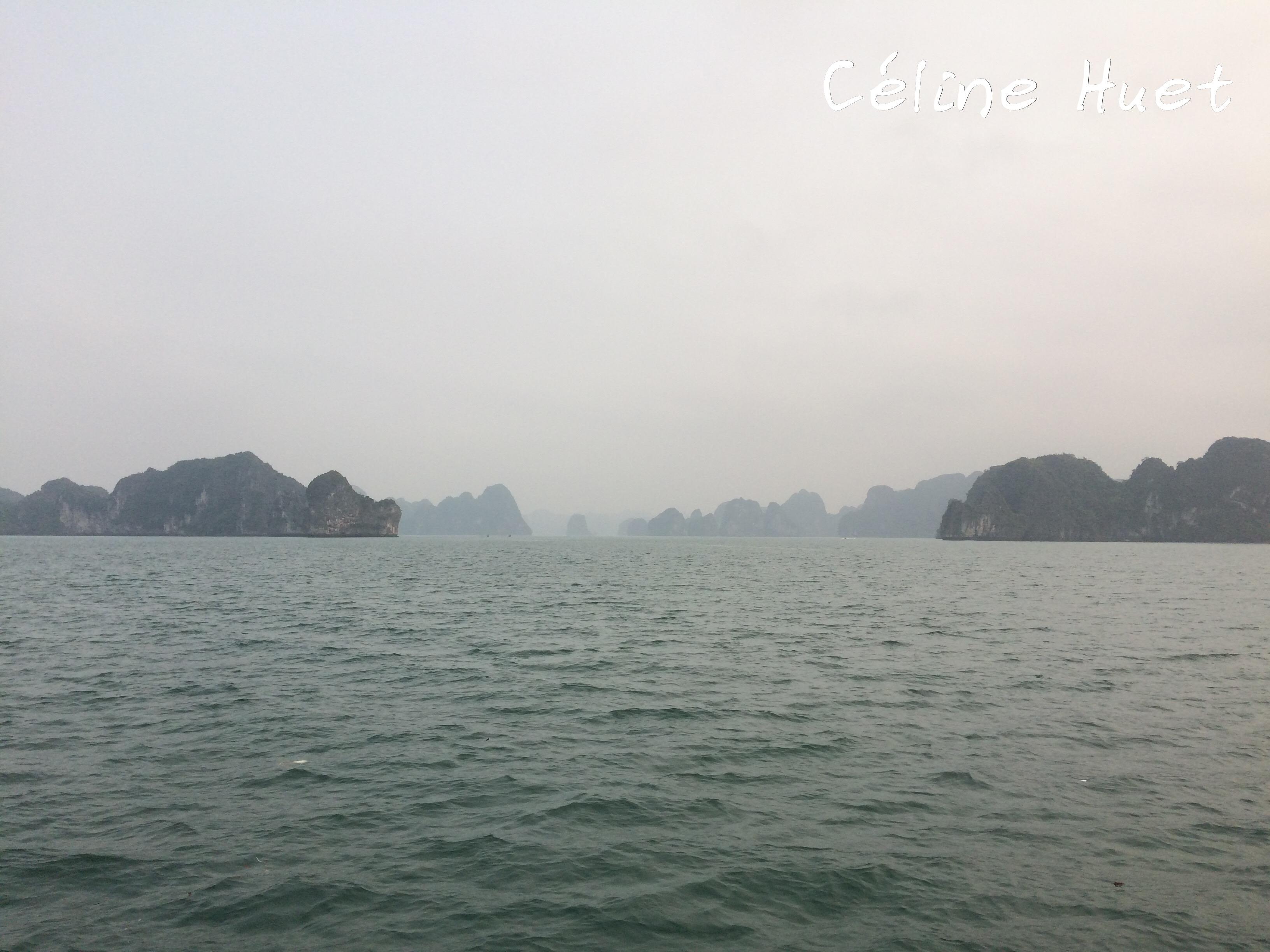 Baie d'Halong Vietnam Asie