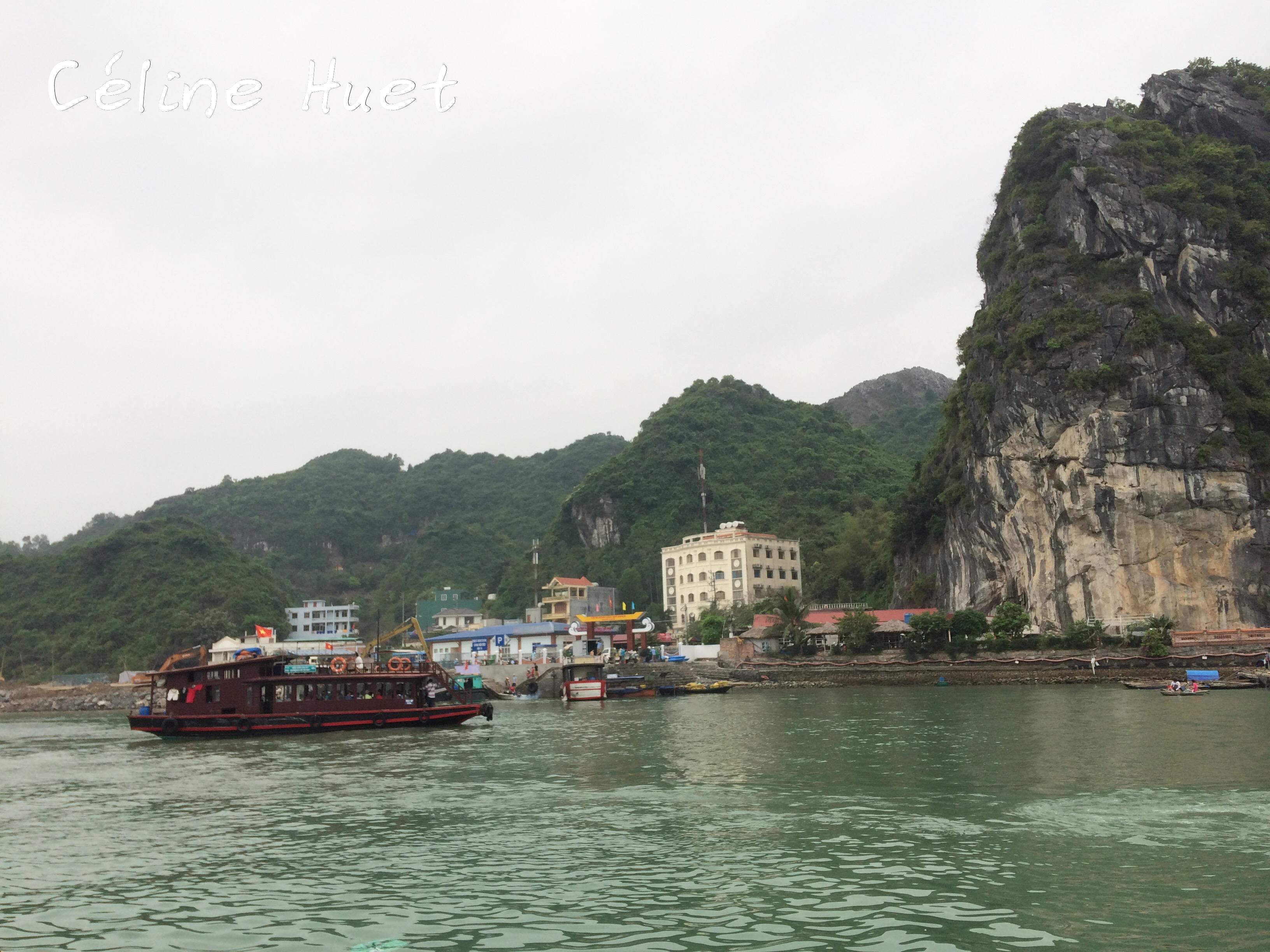 Ile de Cat Ba Vietnam Asie