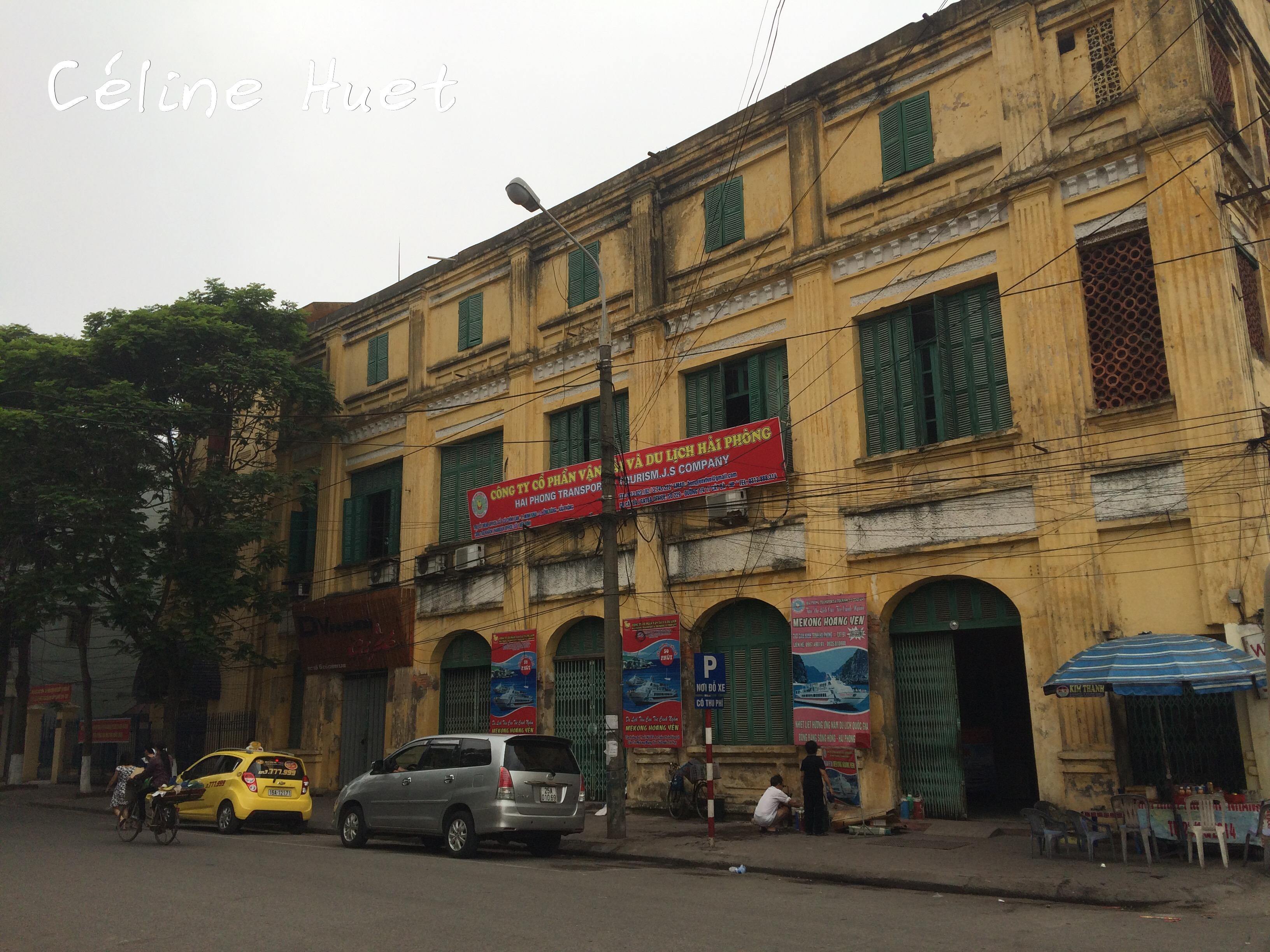 Hai Phong Vietnam Asia