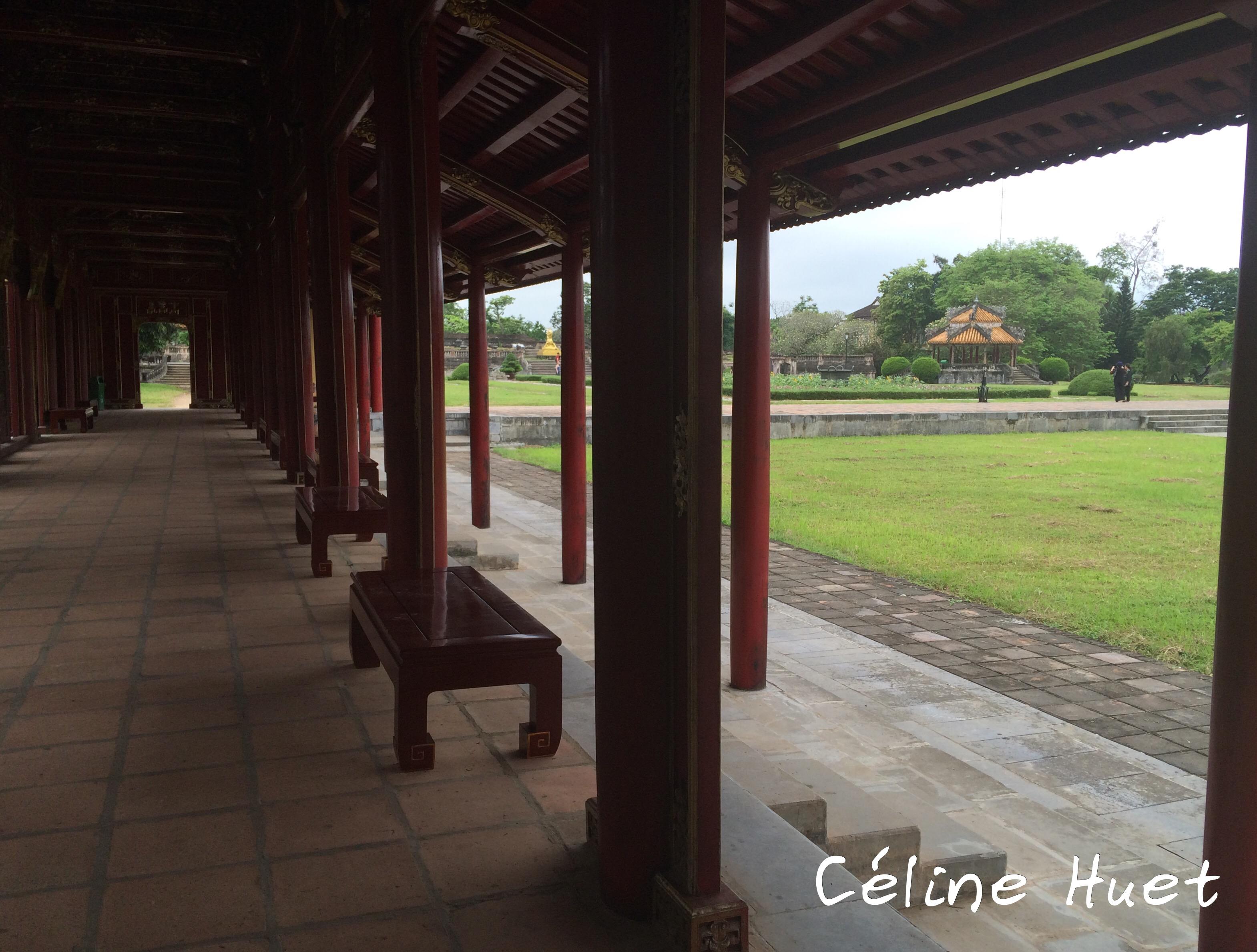 Cité impériale Hué Vietnam Asie