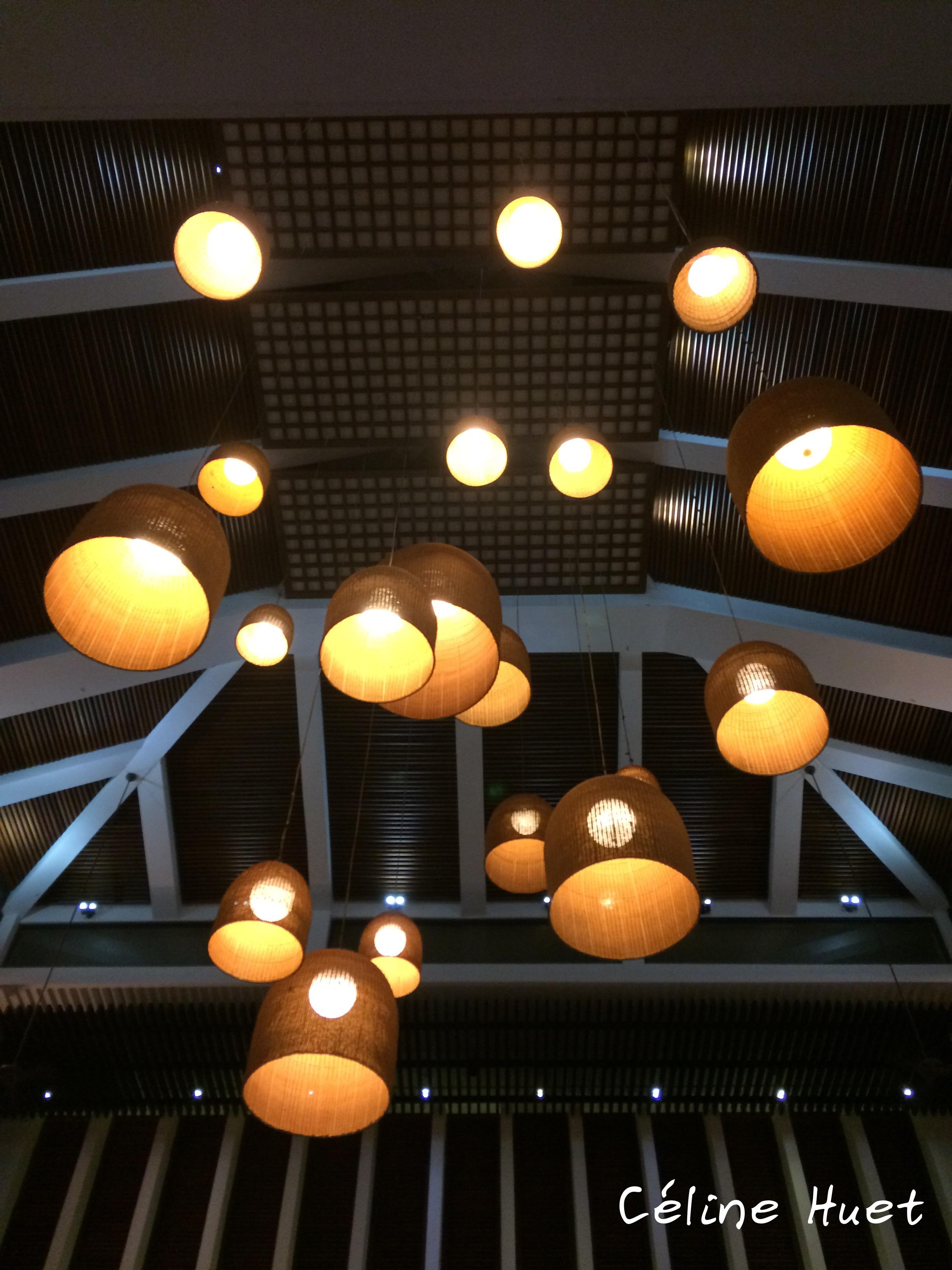 Lobby Sunrise Premium Resort Hoi An Vietnam Asia