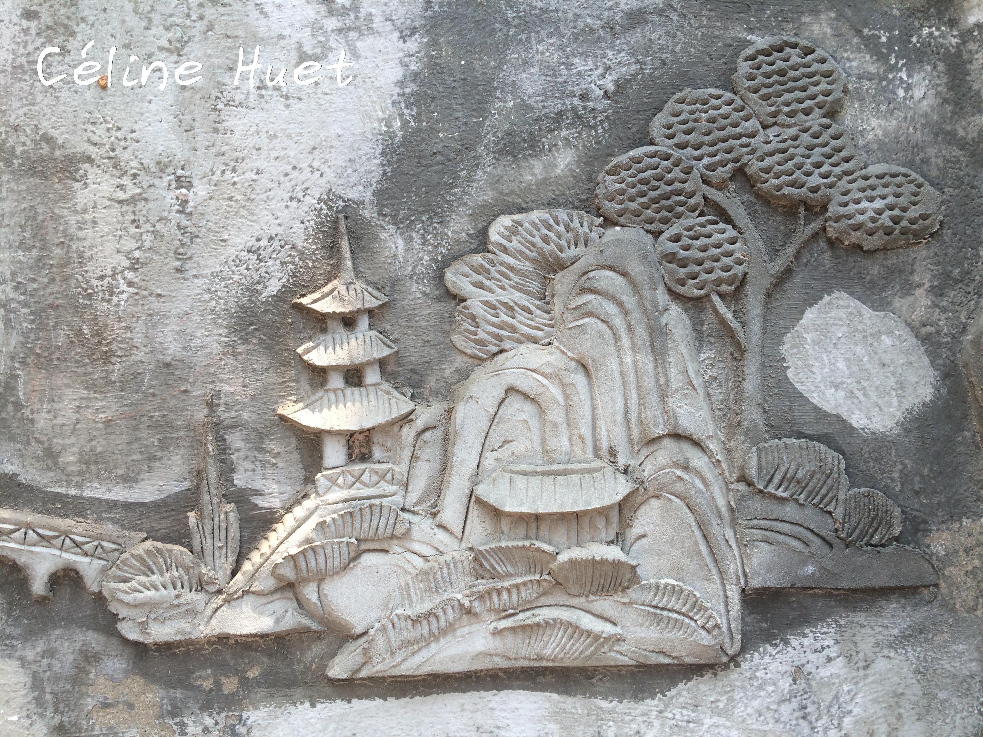 Xa Loi Tower Montagnes de marbre Da Nang Vietnam Asie