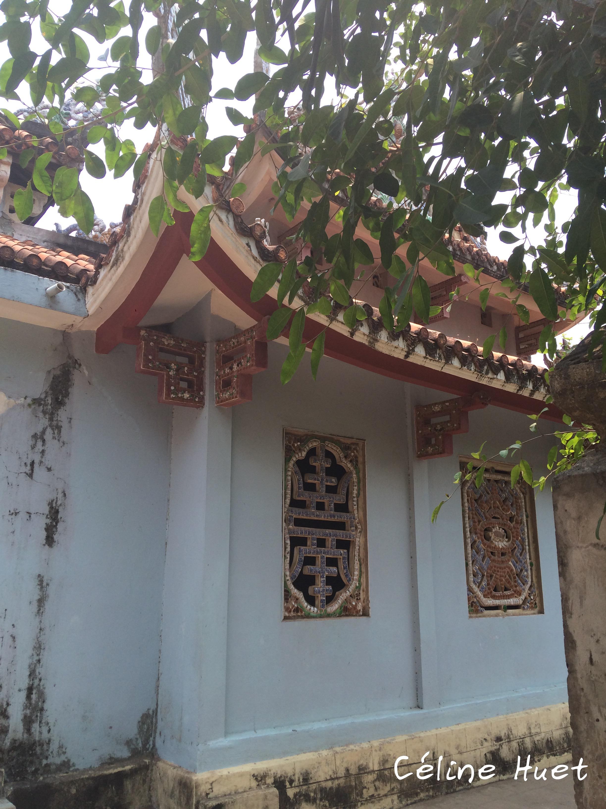 Tam Thai Pagoda Montagnes de marbre Da Nang Vietnam Asie