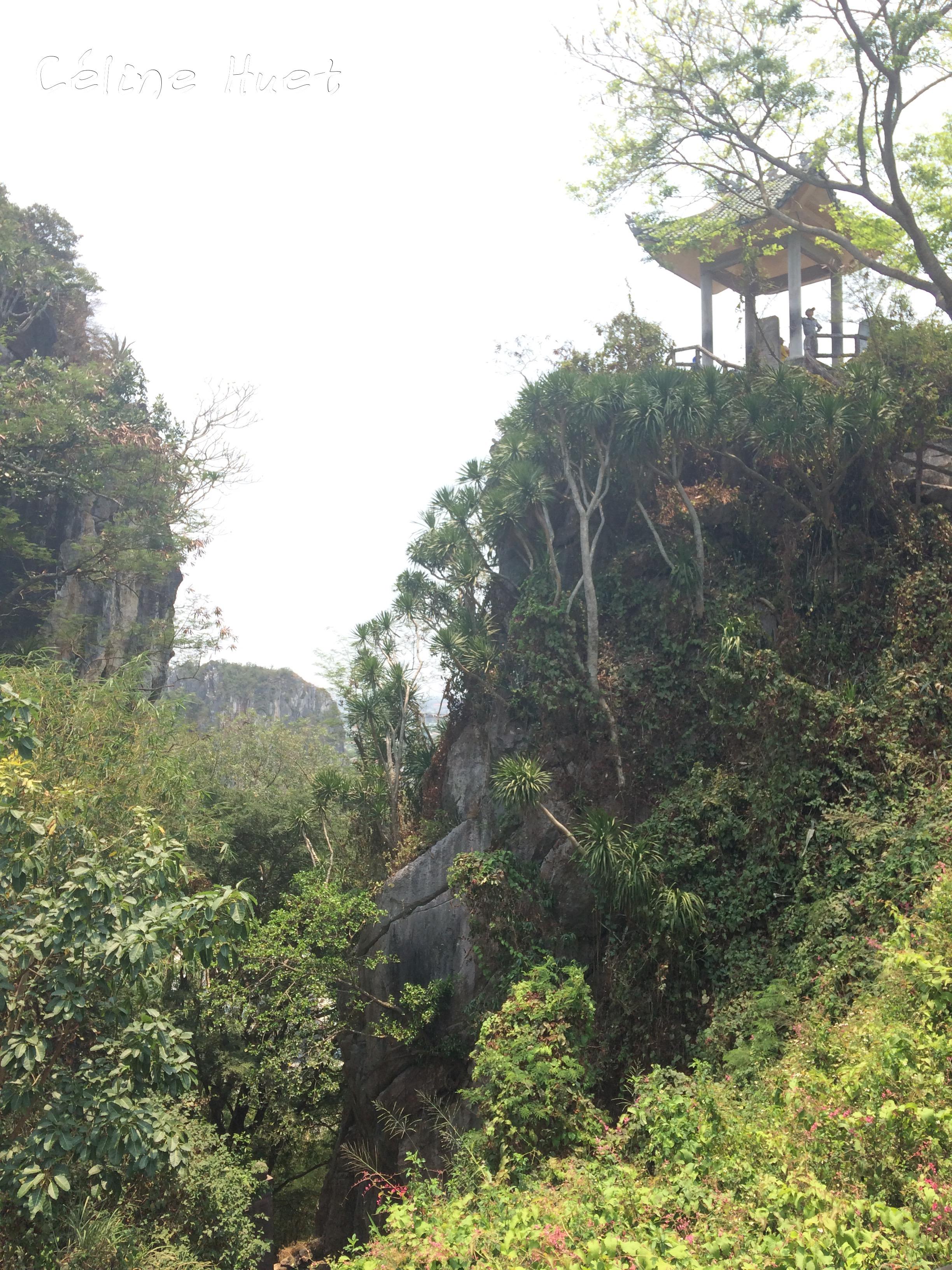 Montagnes de marbre Da Nang Vietnam Asie