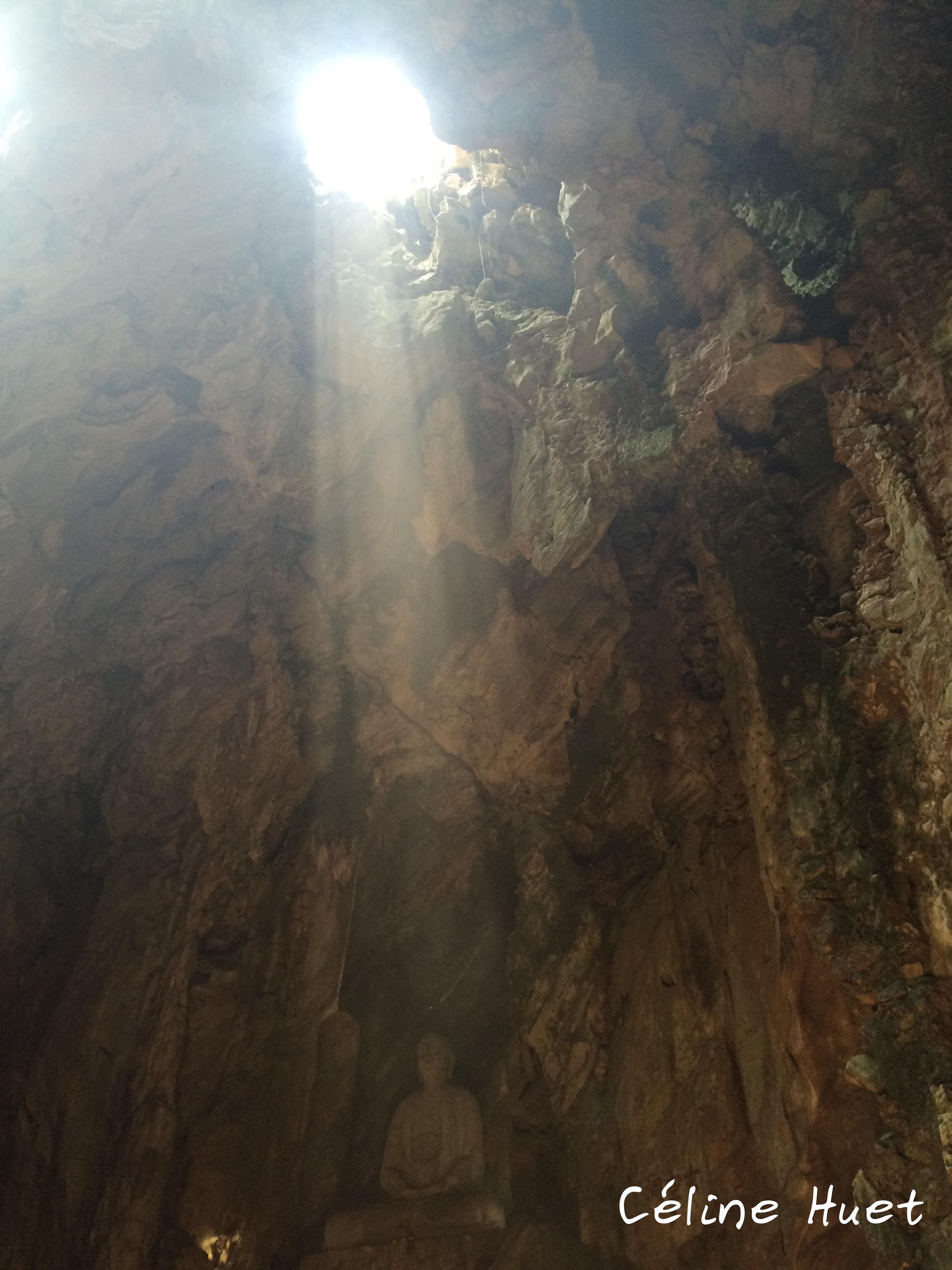 Huyen Khong Cave Montagnes de marbre Da Nang Vietnam Asie