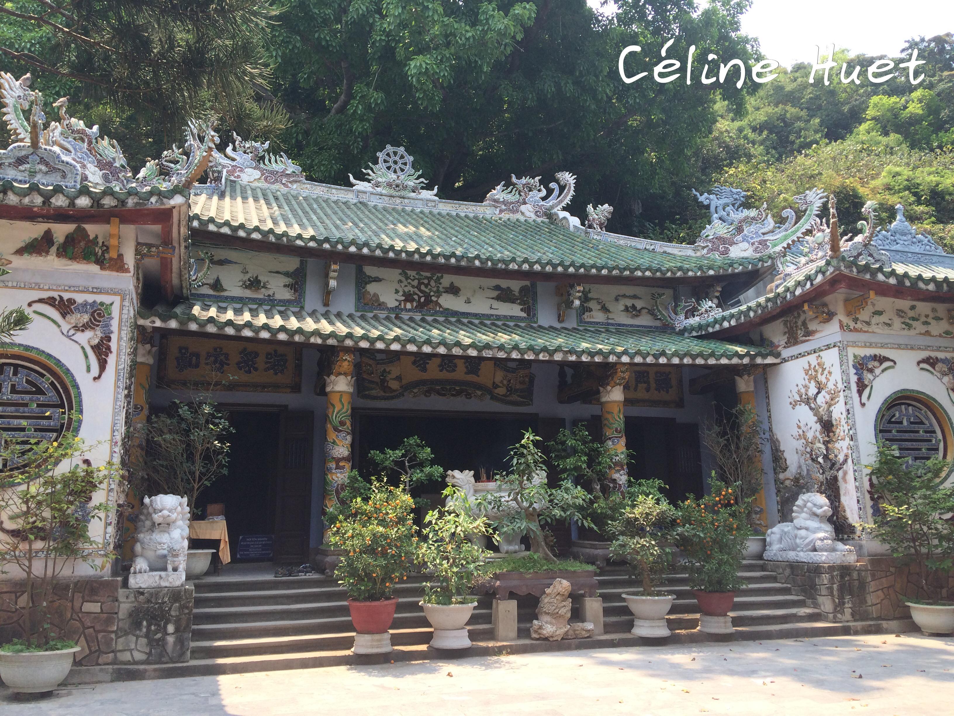 Linh Ung Pagoda Montagnes de marbre Da Nang Vietnam Asie