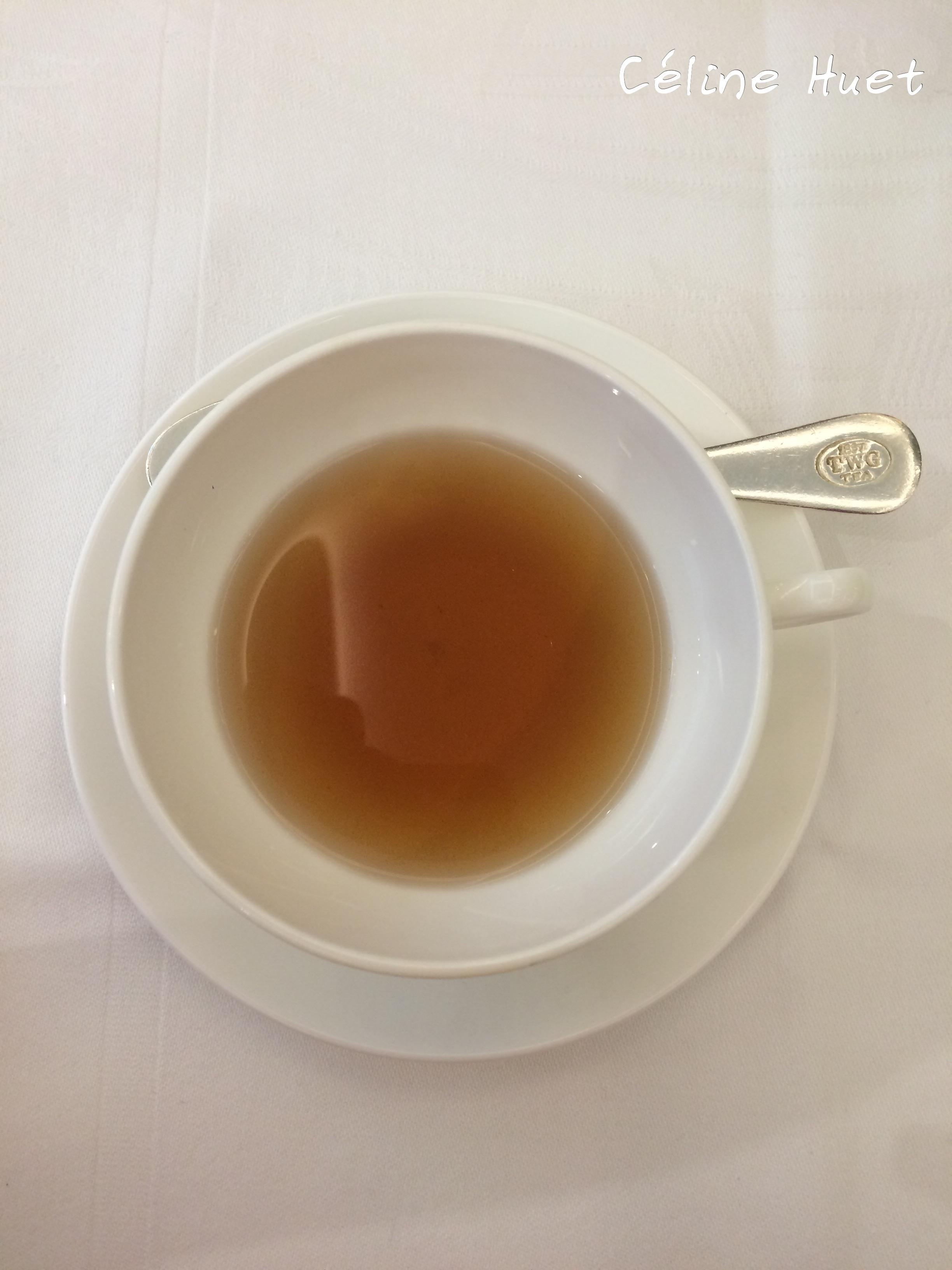 Timeless TWG Tea Siam Paragon Bangkok Thaïlande Asie