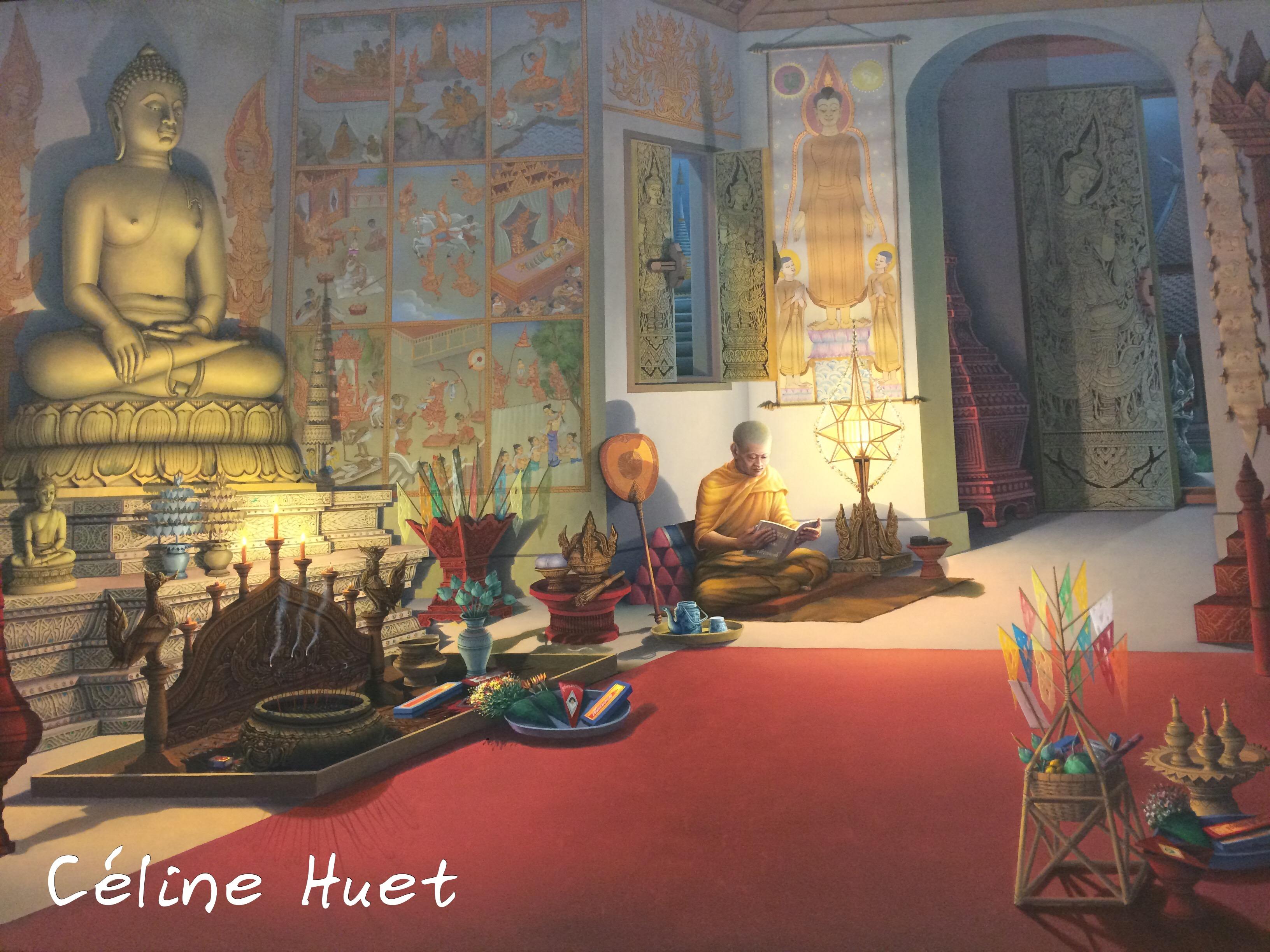 Serenity Surasit Soakong MOCA Bangkok Thaïlande Asie