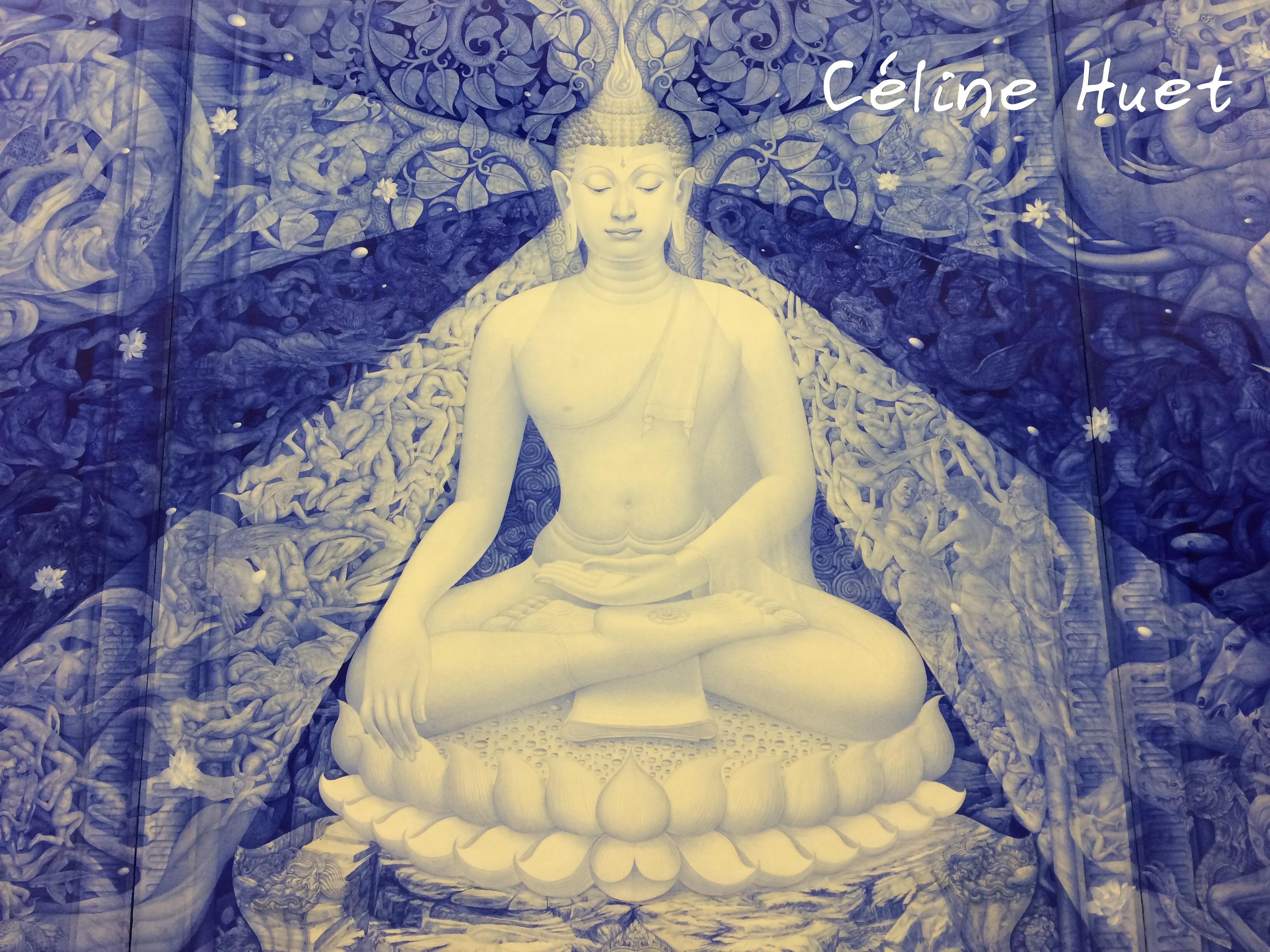 Buddha's Enlightenment 2011 Thongchai Srisukprasert MOCA Bangkok Thaïlande Asie