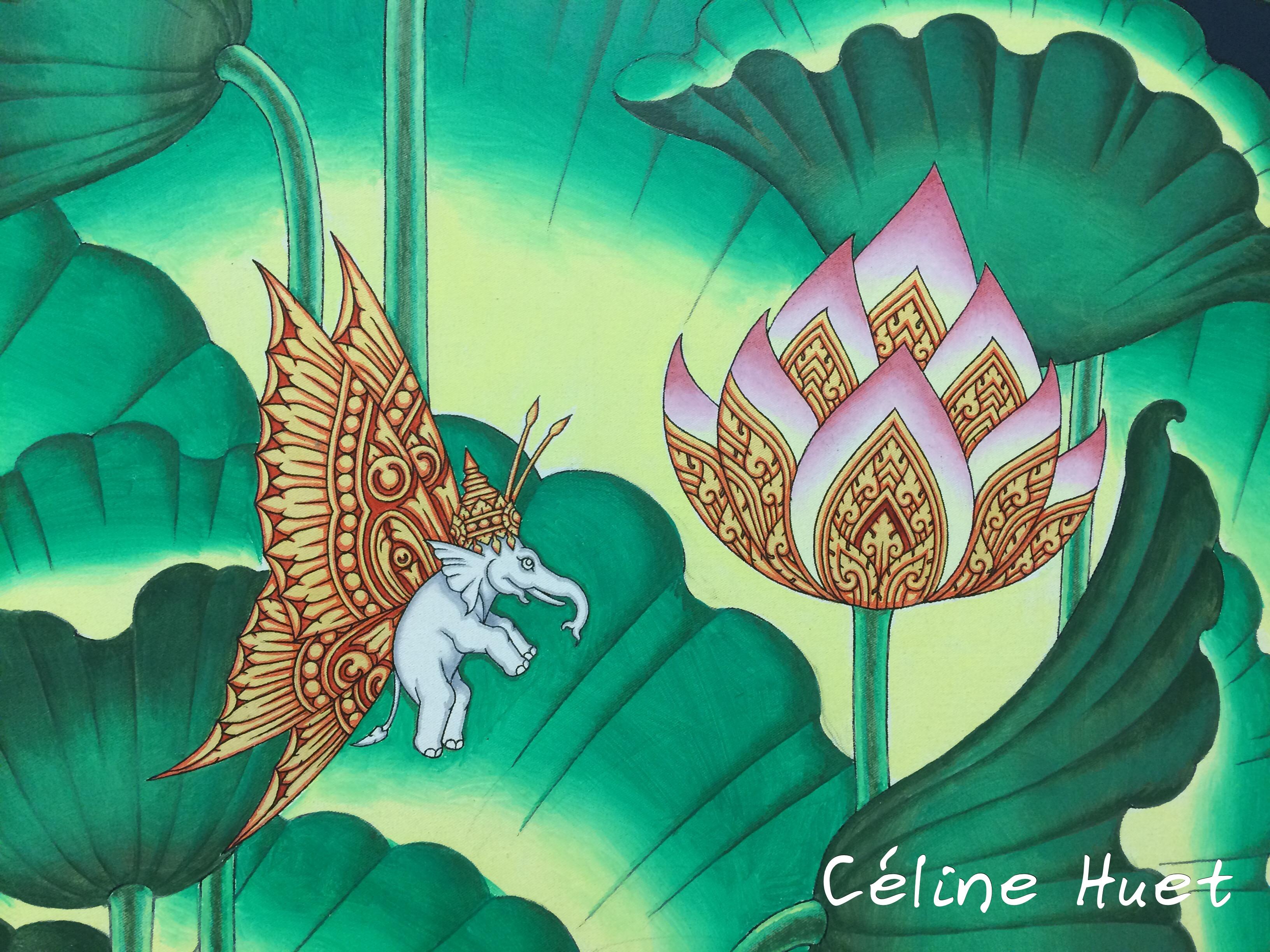 Legendary of Himmaphan Chuang Moonpinit MOCA Bangkok Thaïlande Asie