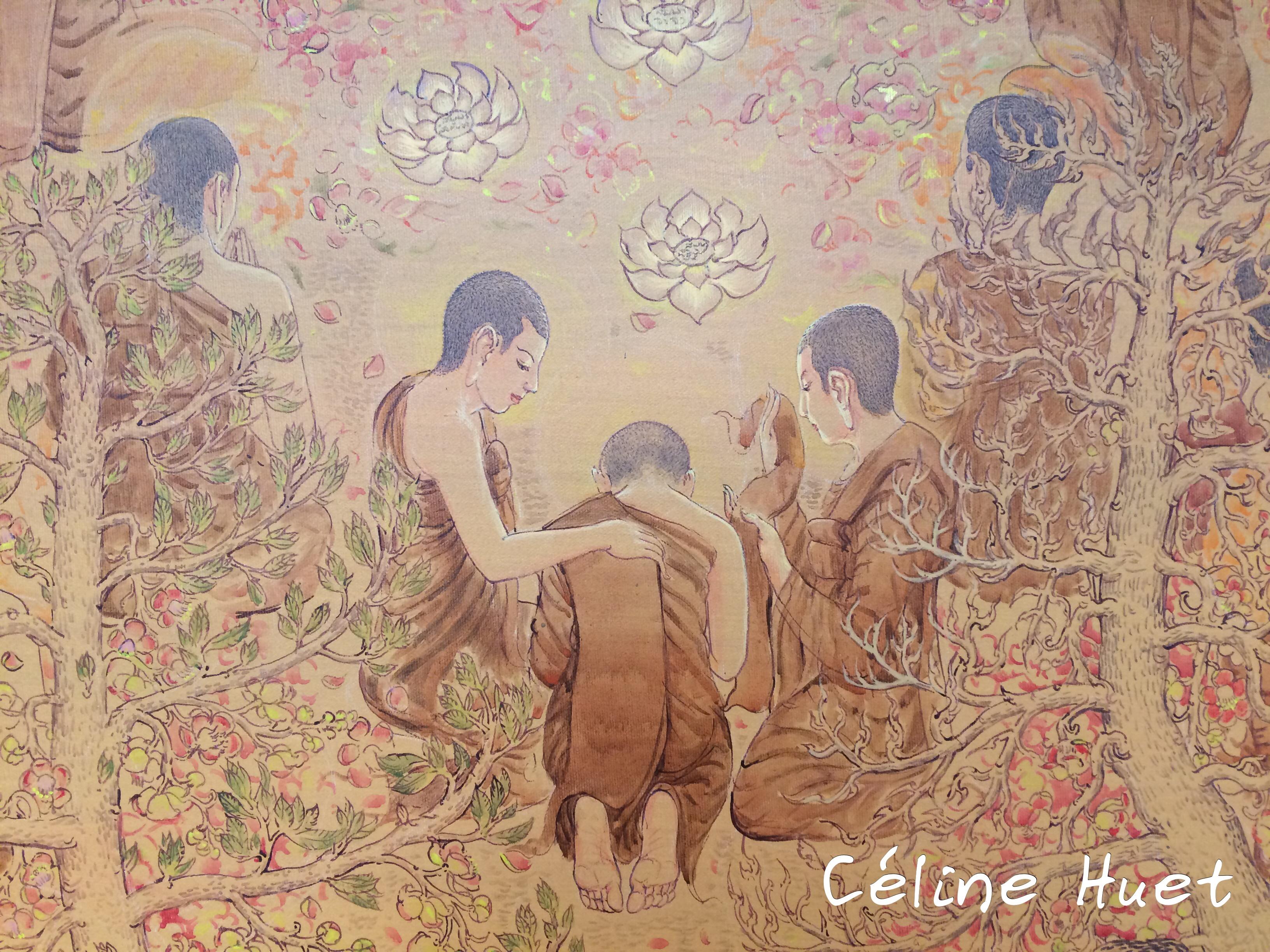 Buddhism Destination 3 (Death) Chatchawan Rodklongtan MOCA Bangkok Thaïlande Asie