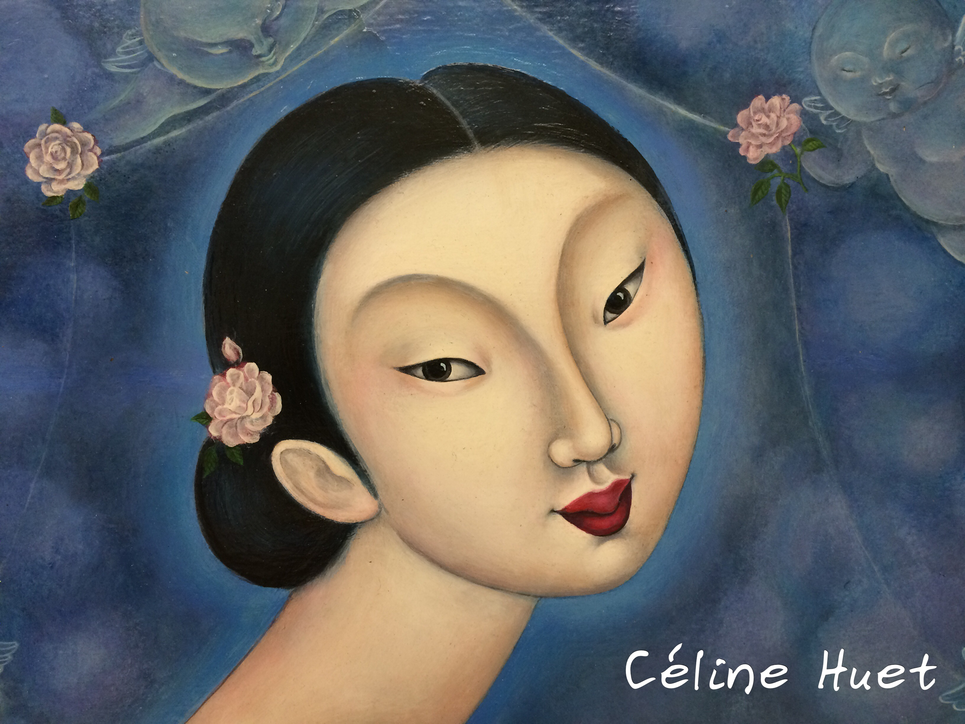 Olga Polulin MOCA Bangkok Thaïlande Asie