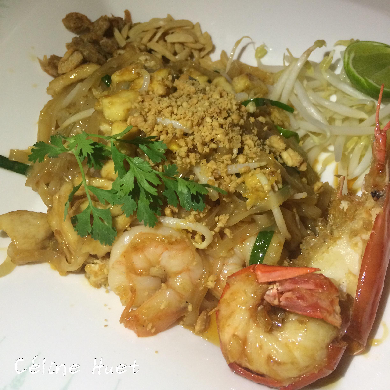 Pad Thaï Sala Rim Naam Mandarin Oriental Bangkok Thaïlande Asie