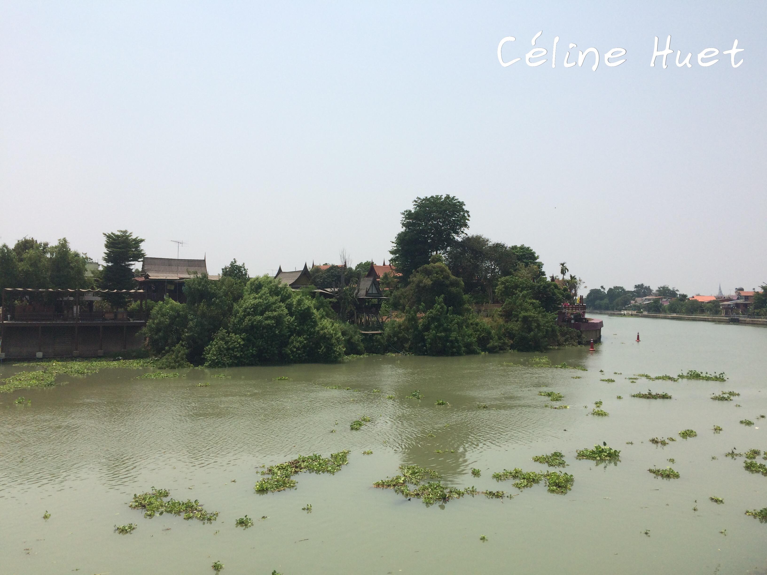 Ayutthaya Thaïlande Asie