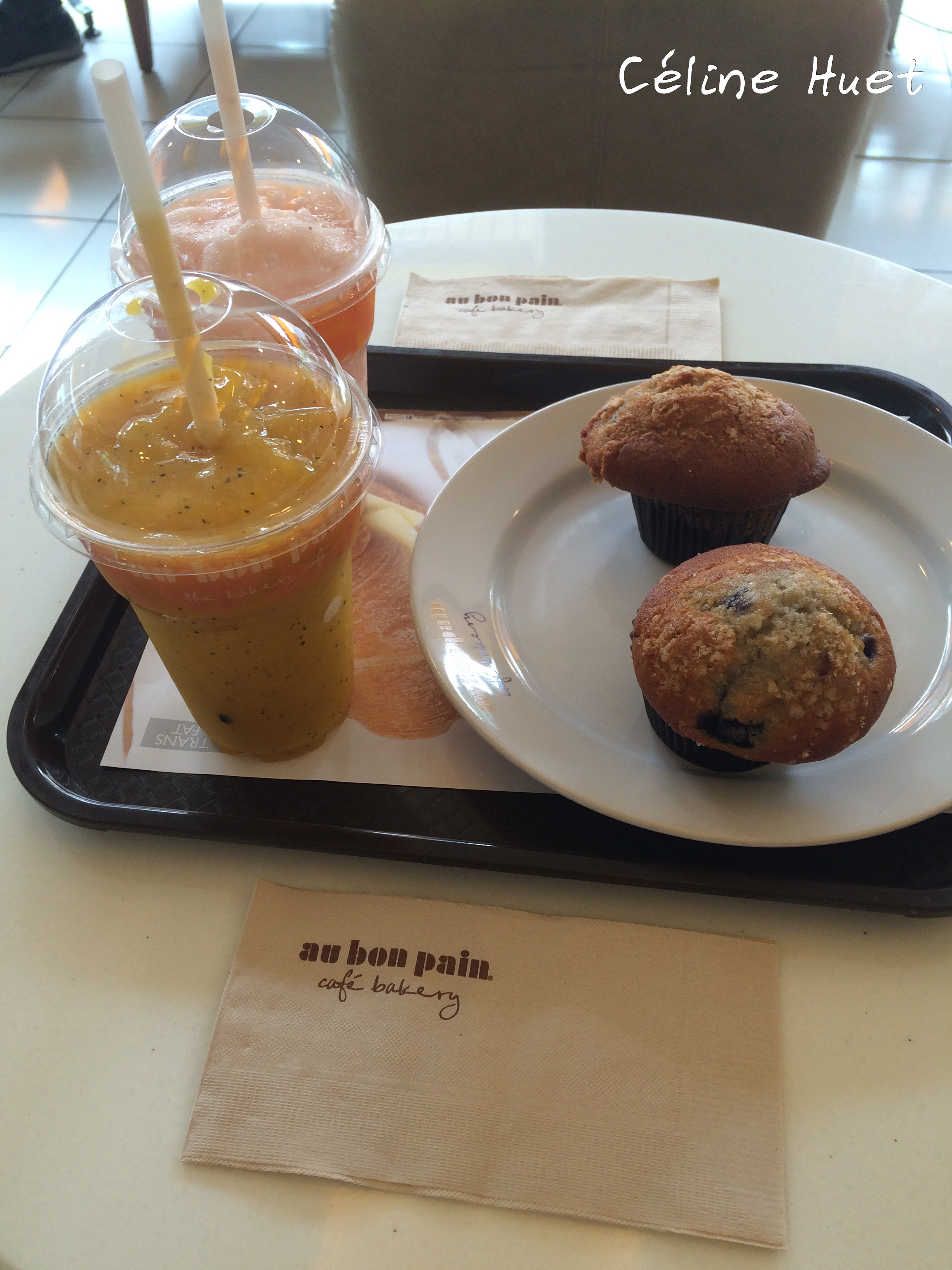 Au bon pain Bangkok Thaïlande Asie
