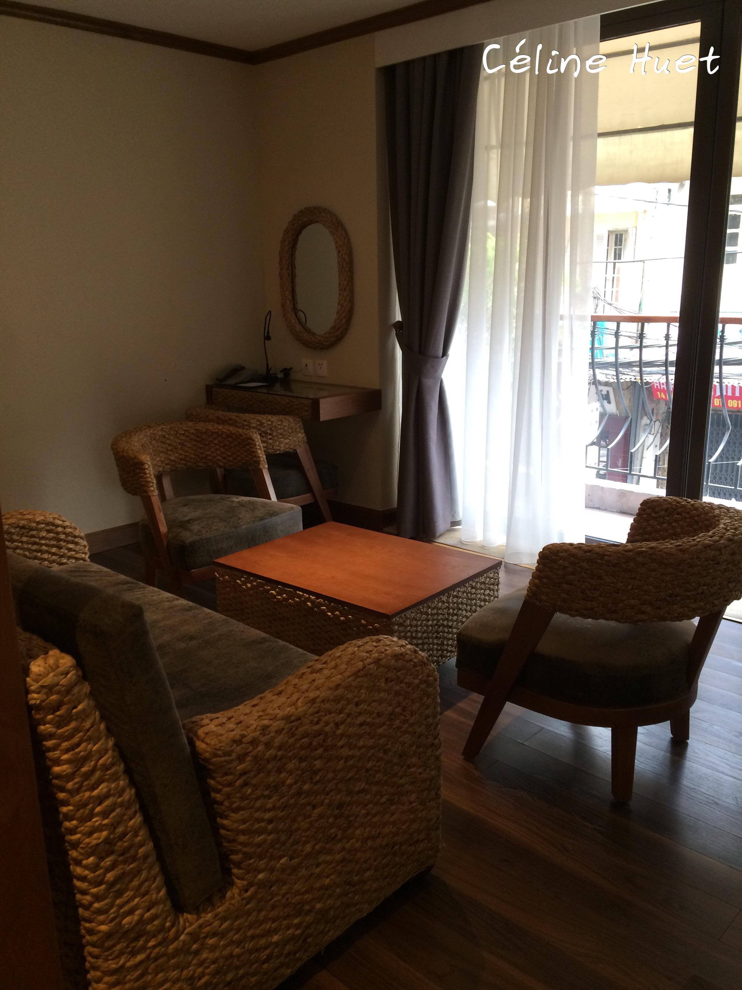 MK Premier Boutique Hotel Room 214 Hanoï Vietnam Asie