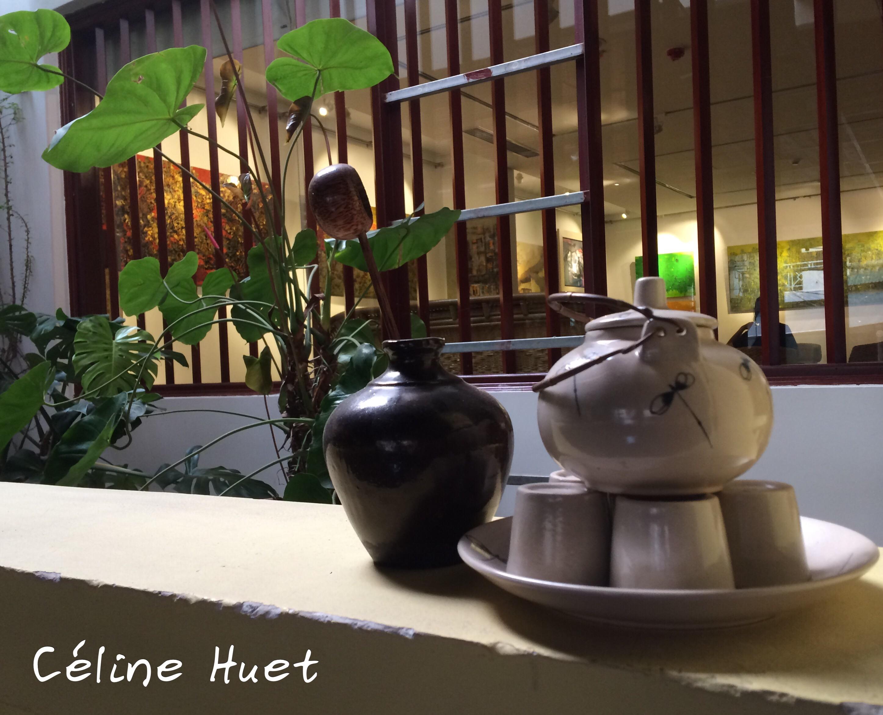 Thé MK Premier Boutique Hotel Hanoï Vietnam Asie