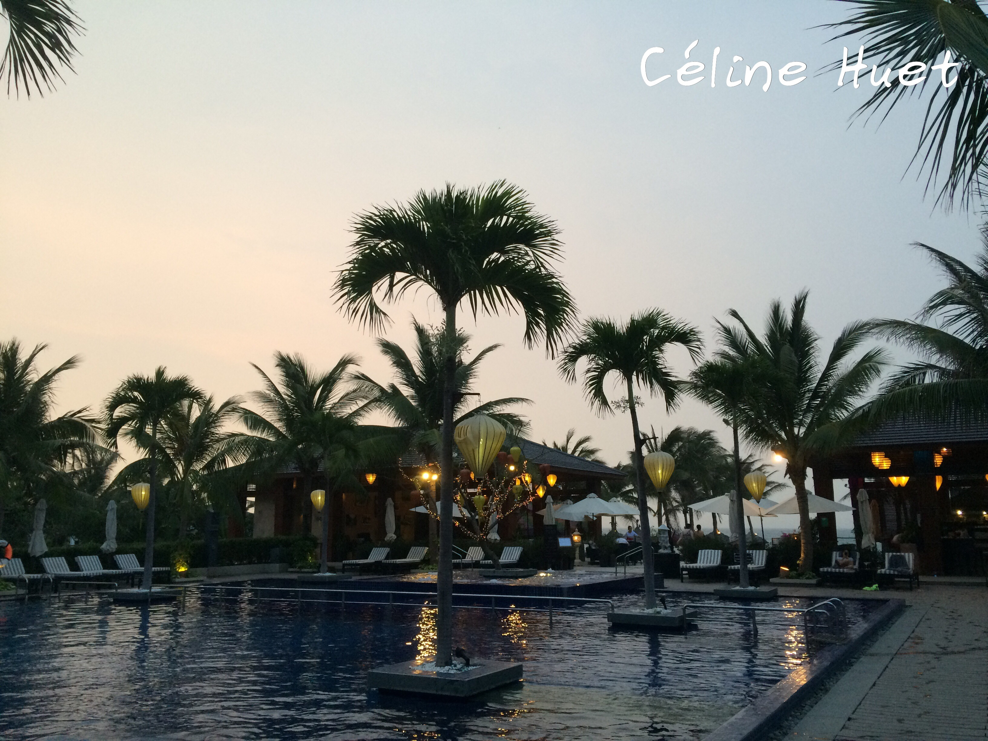 Sunrise Premium Resort Hoi An Vietnam Asia