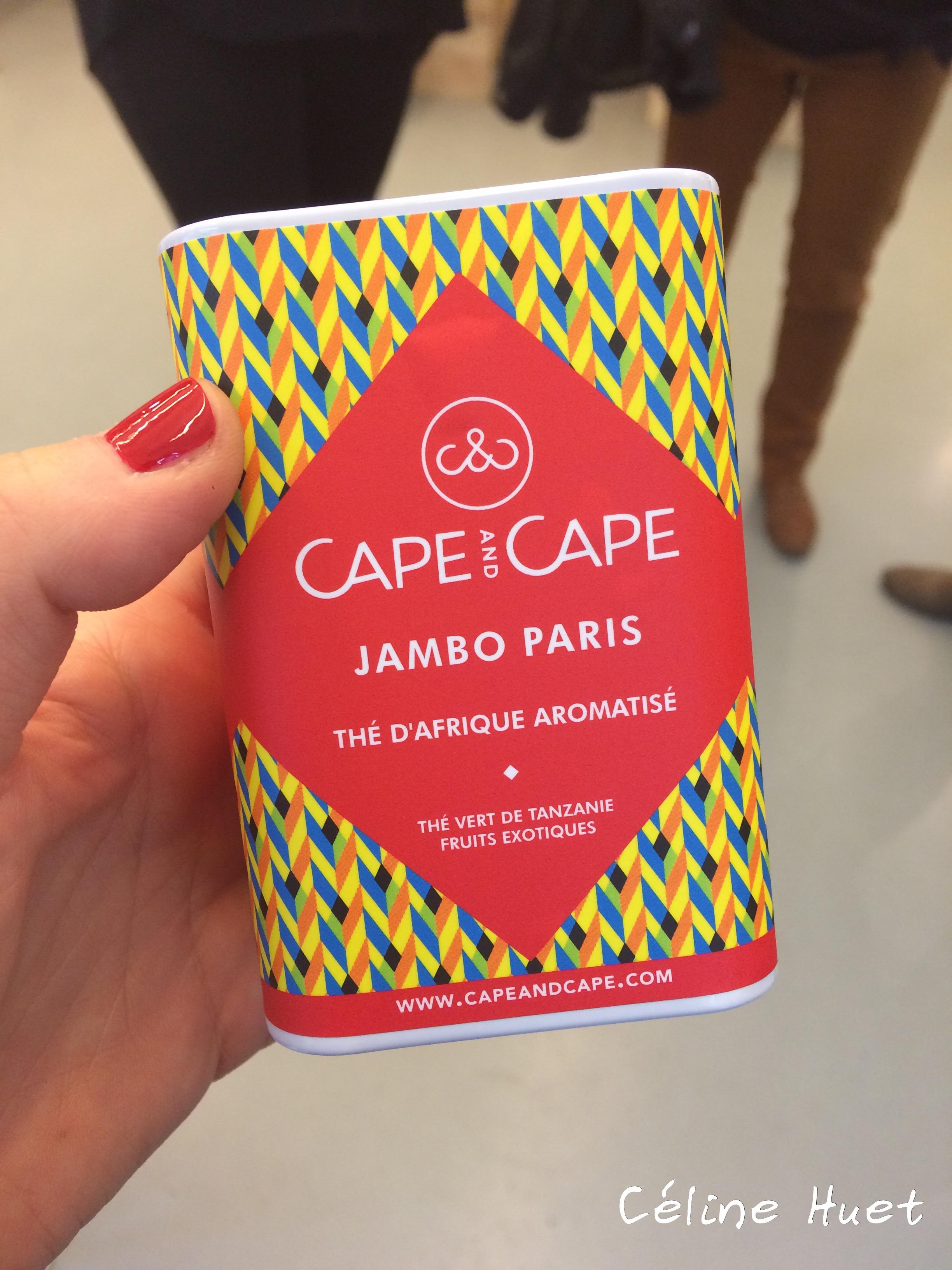 Jambo Paris Cape & Cape