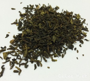 Darjeeling vert FTGFOP 1 T pour Thé