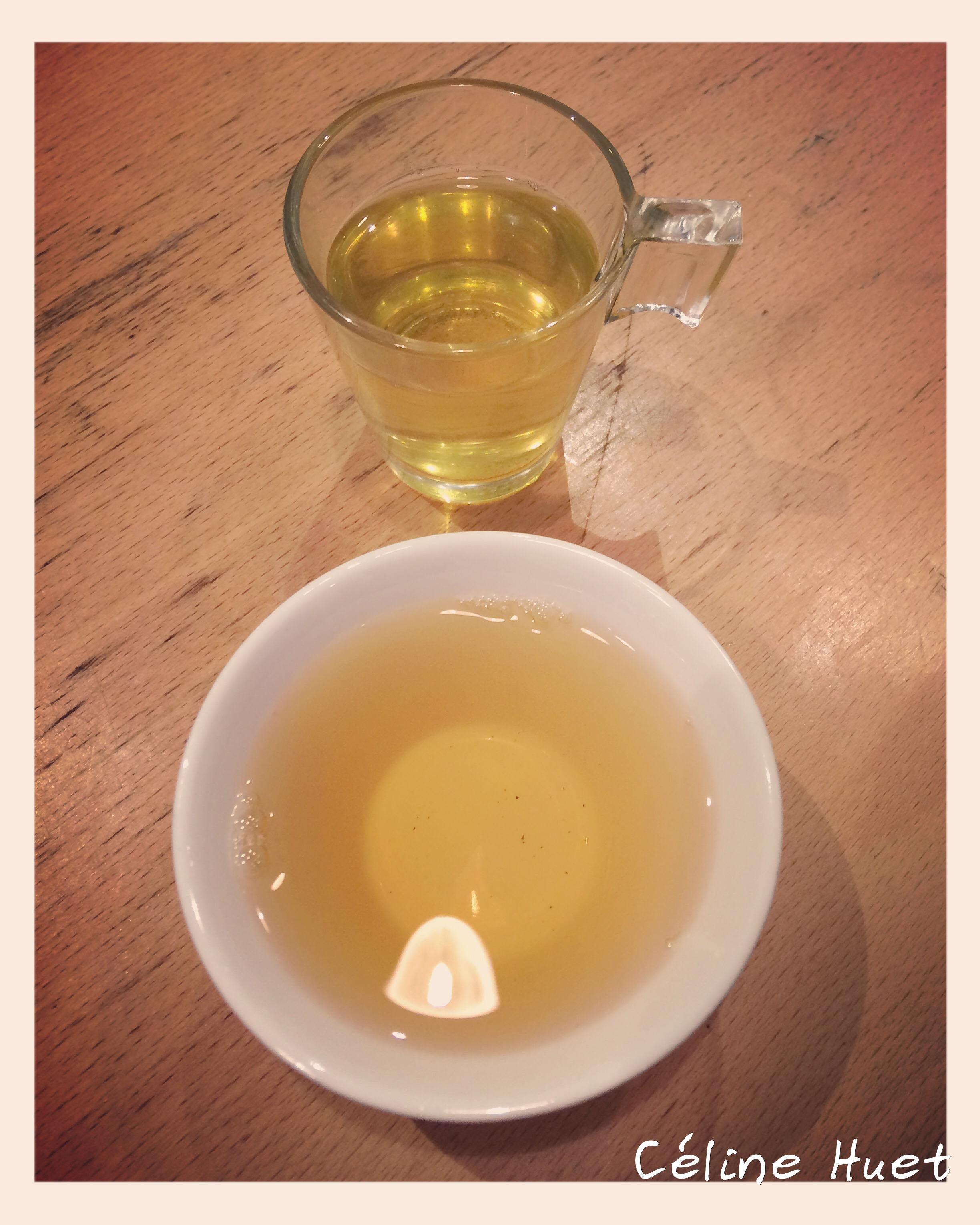 Exposition Les 7 tasses de thé Dominique Liabeuf Thés George Cannon Paris