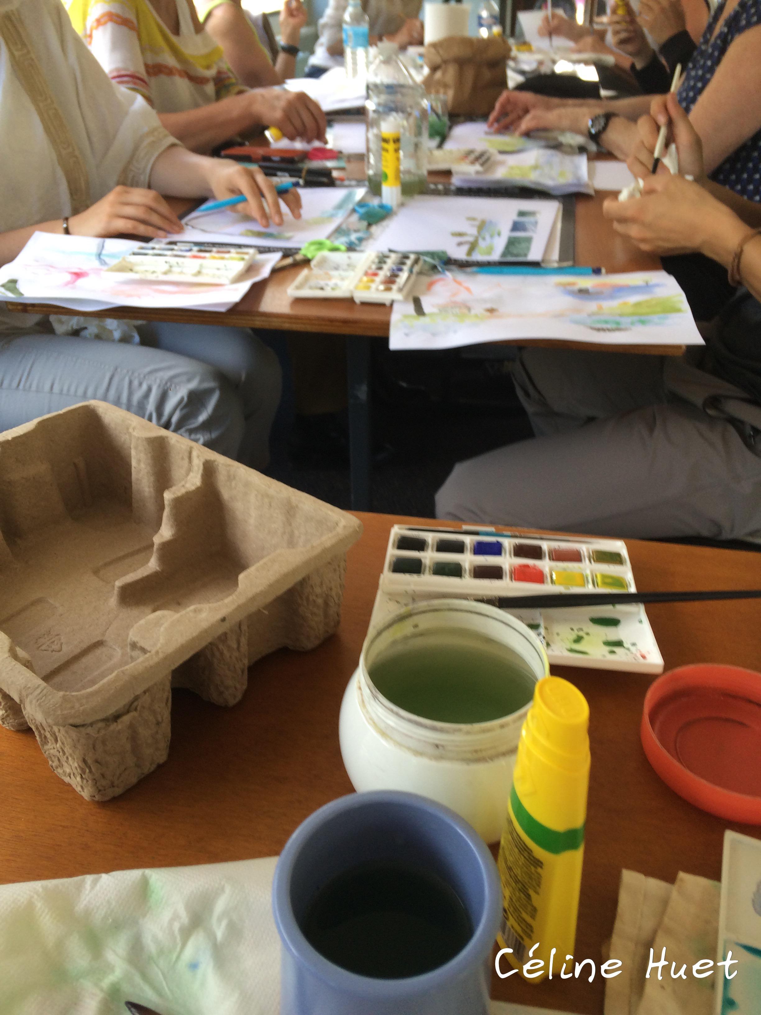 Atelier croisière Antonia Neyrins No Mad Festival Babel Voyages