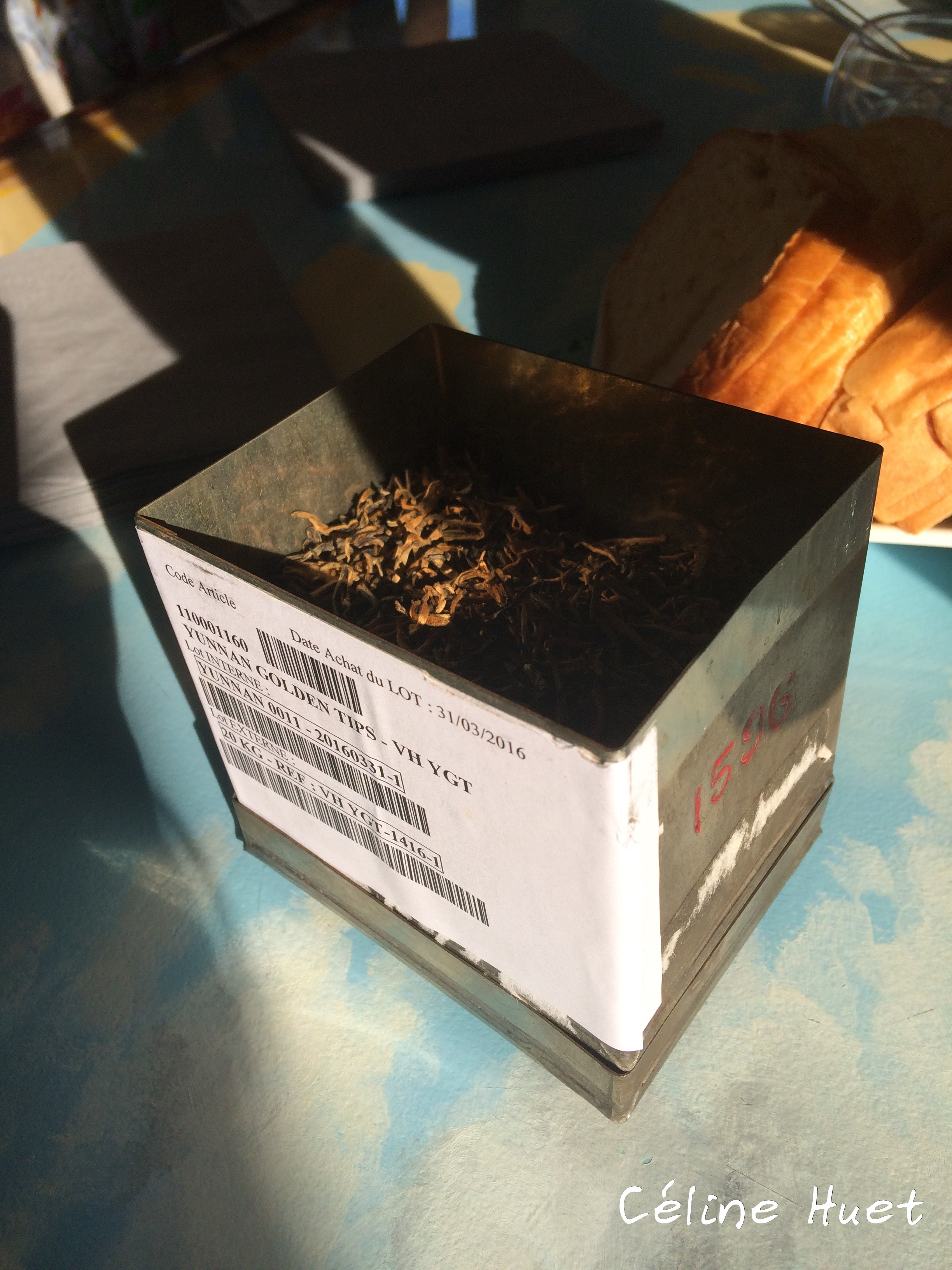 Yunnan Golden Tips Dammann Frères