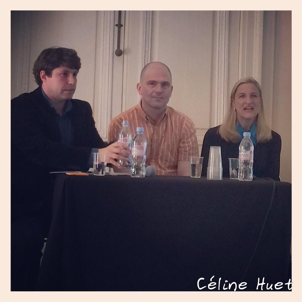 Rencontre littéraire Babelio Gallimard Ruta Seperys Paris