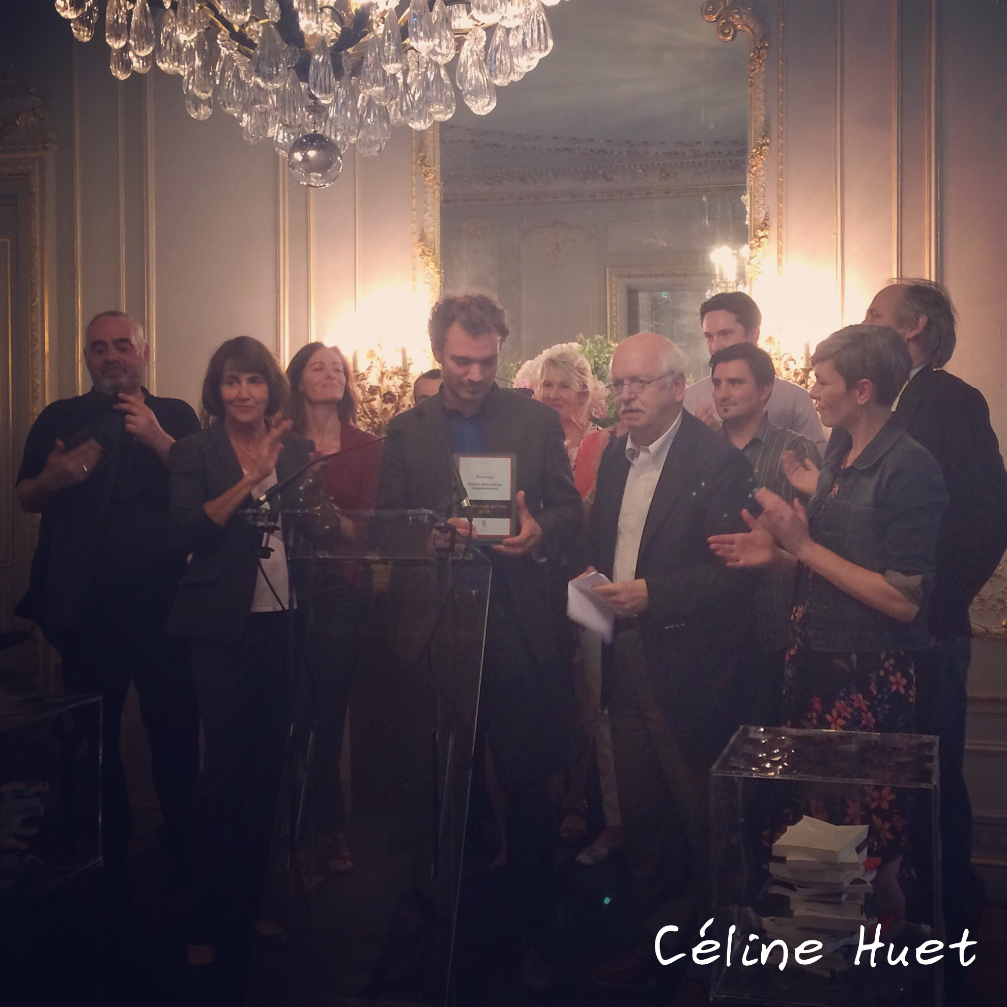 Prix Orange du Livre 2016
