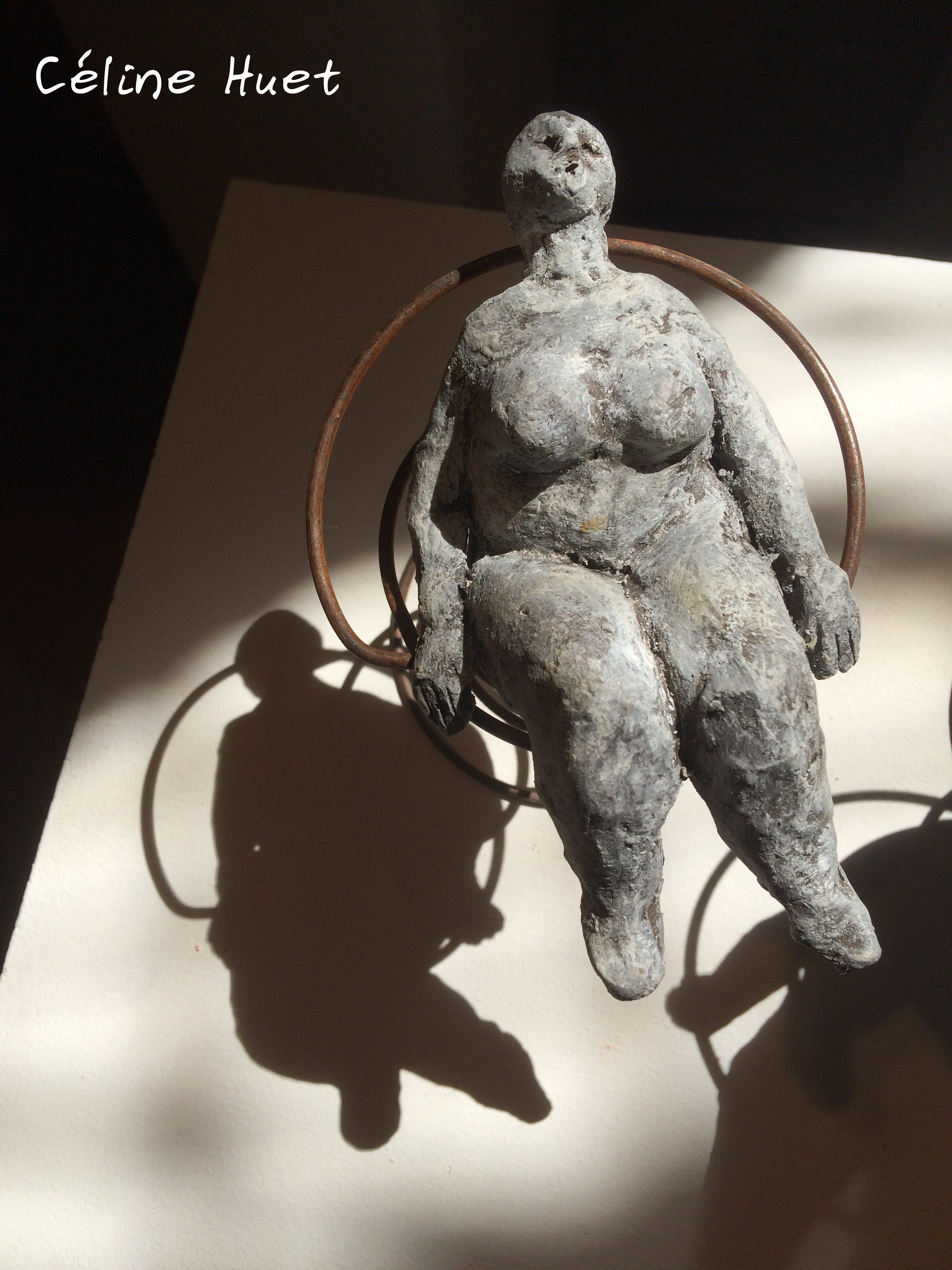 Festival de Sculpture Mourède Gers Veerle Van Hemelen Van Gorp