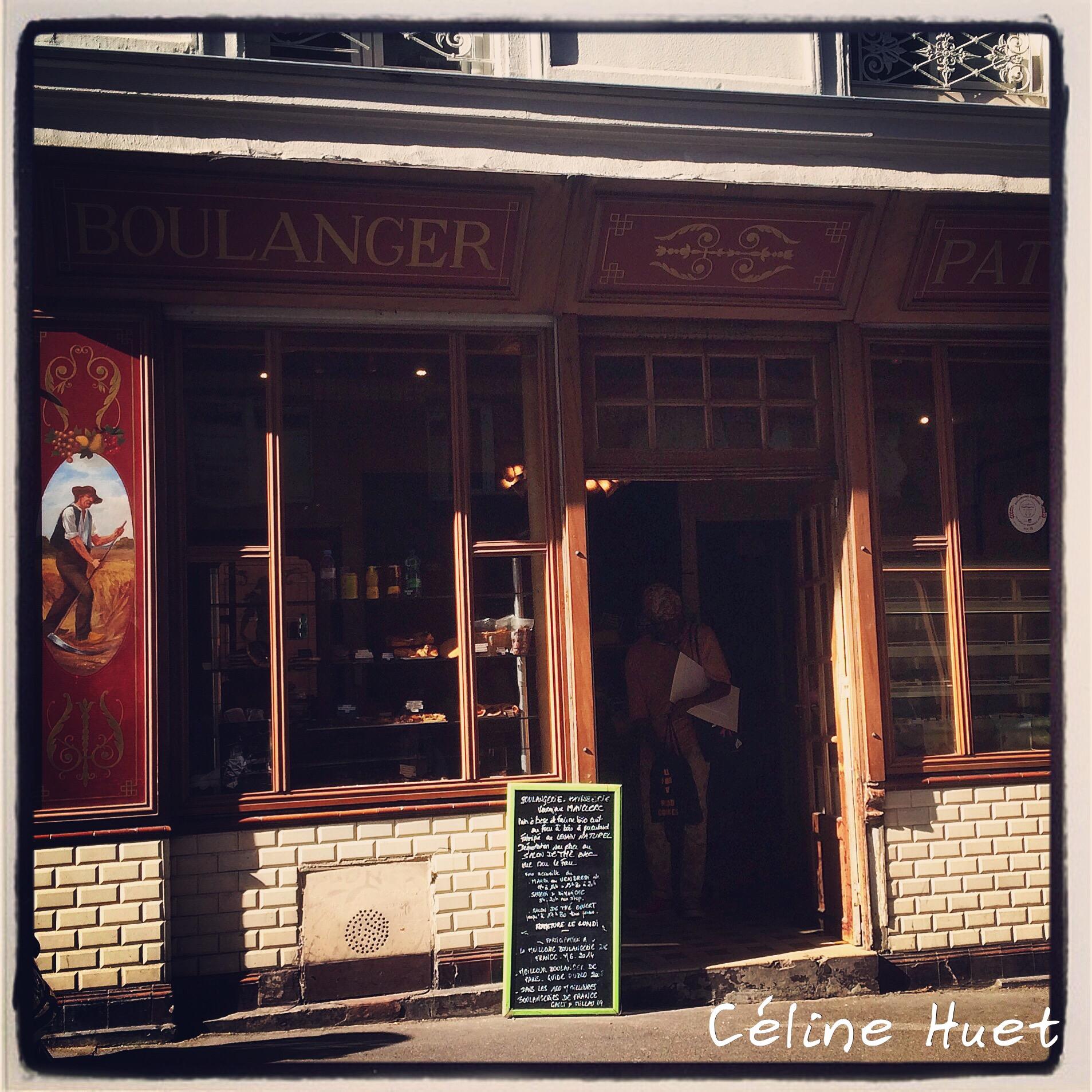 Boulanger Pâtissier rue de Crimée Paris