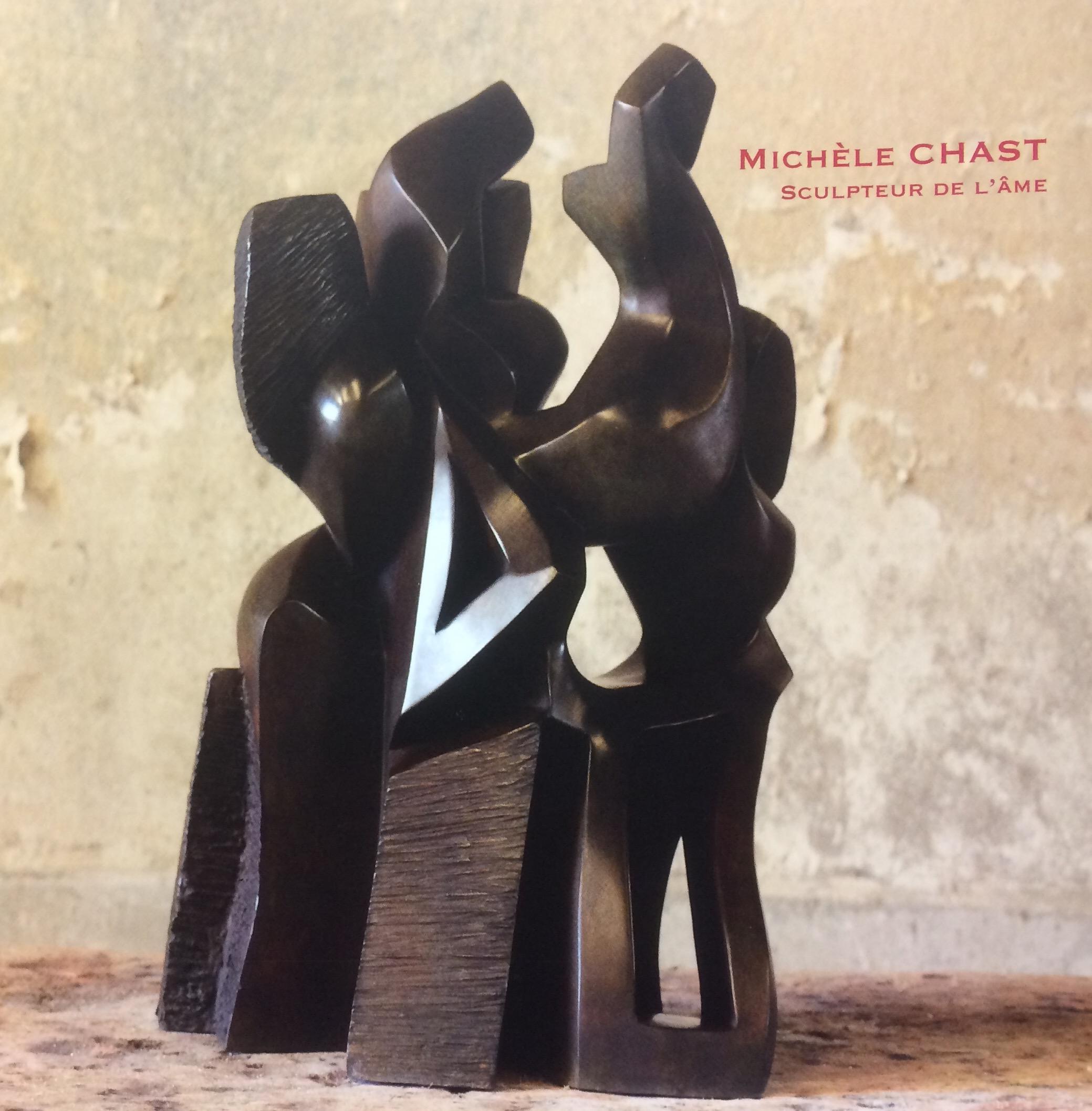 Exposition Michèle Chast Sculpteur de l'âme Galerie Martel-Greiner Paris