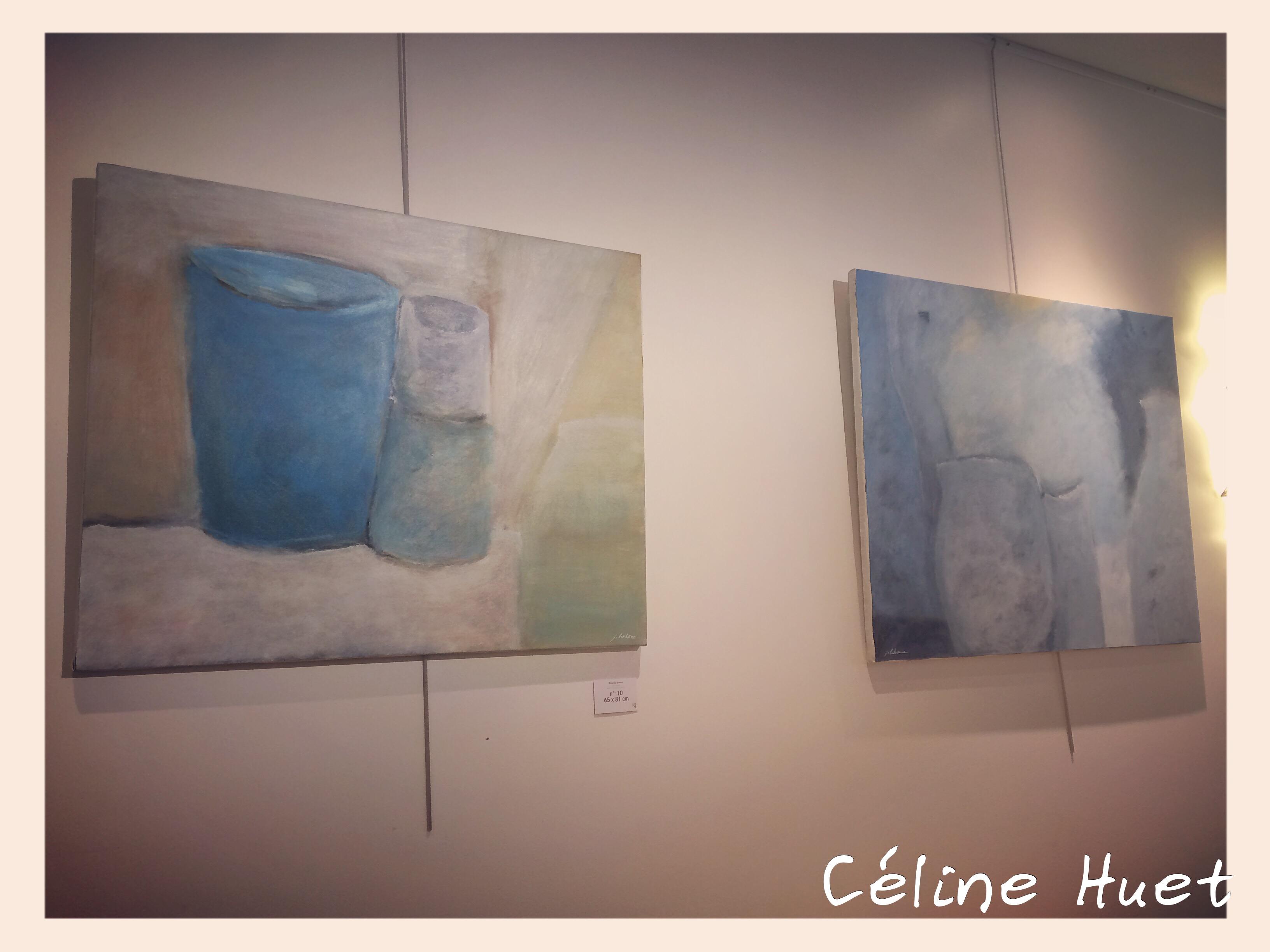 Exposition Eloge du silence Jean Cabane Essence du thé George Cannon Paris