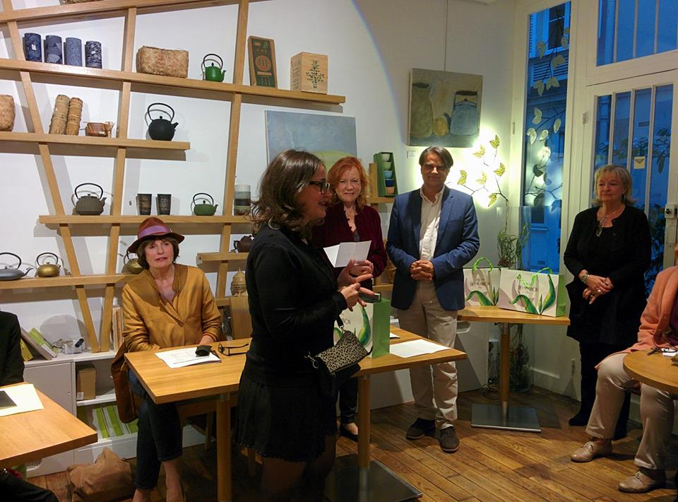Prix Vert Salon 2016 Ecriturefactory.com George Cannon