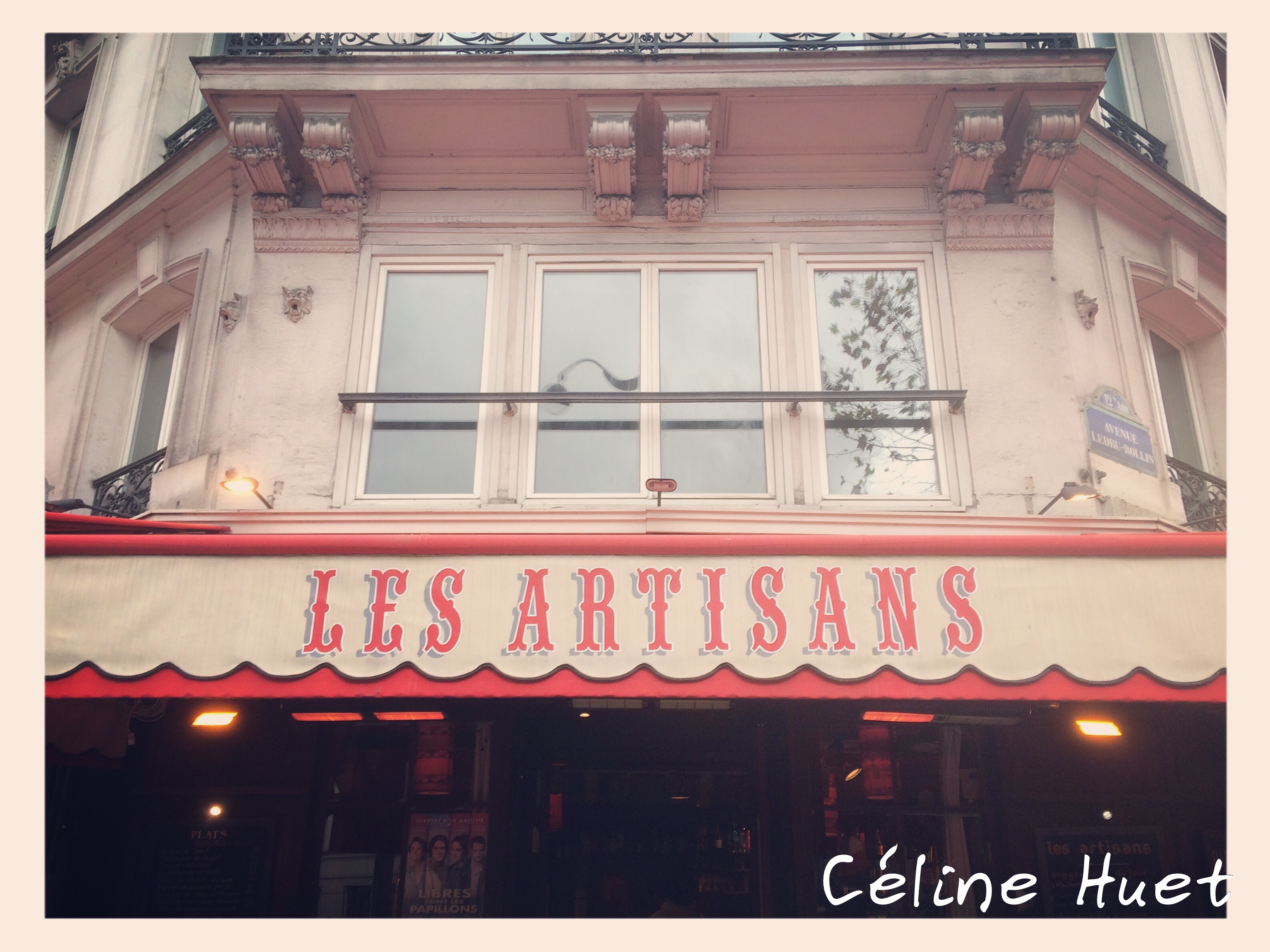 Bar Les Artisans Paris