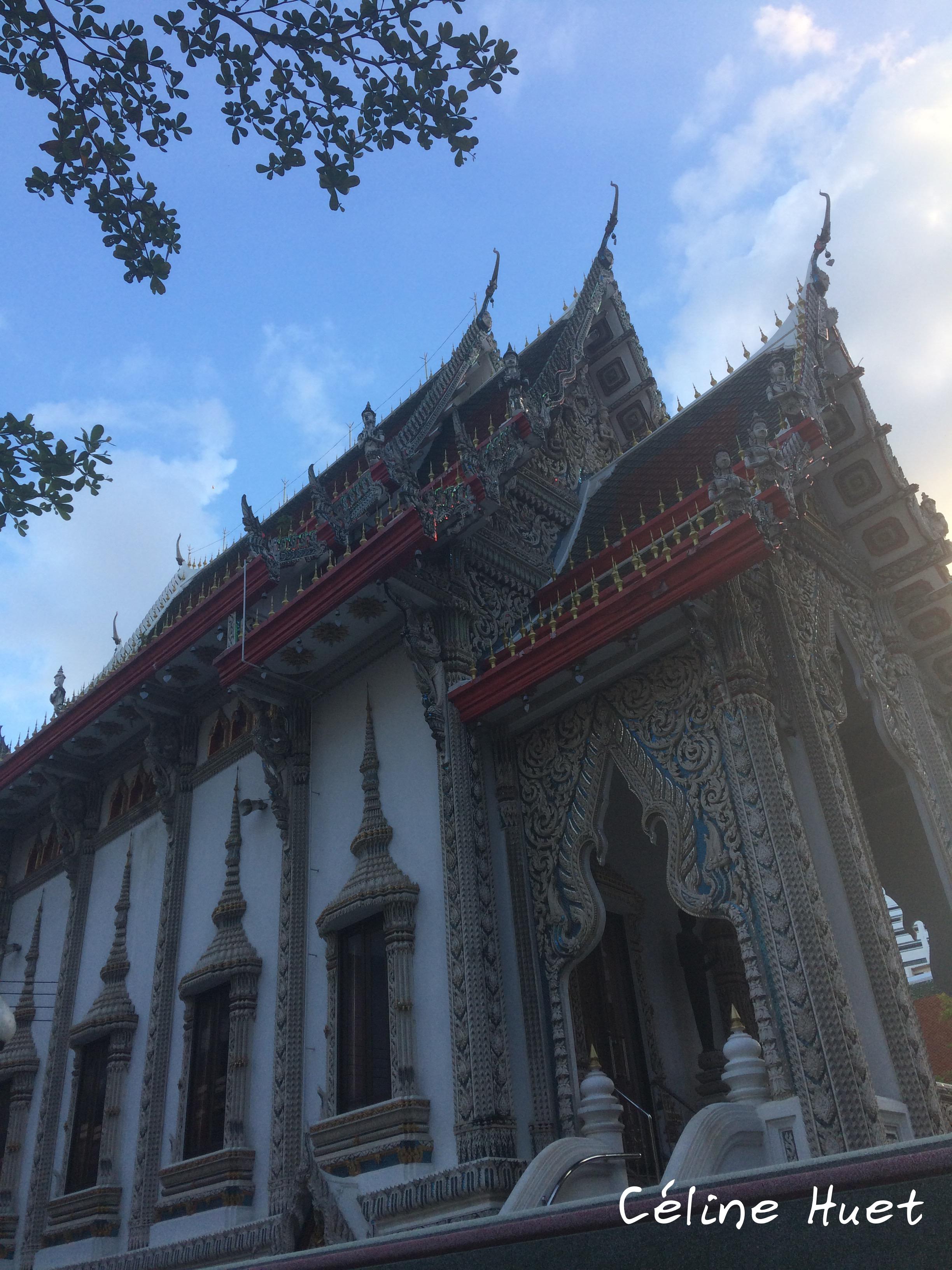 Cathédrale de l'Assomption Bangkok Thaïlande Asie
